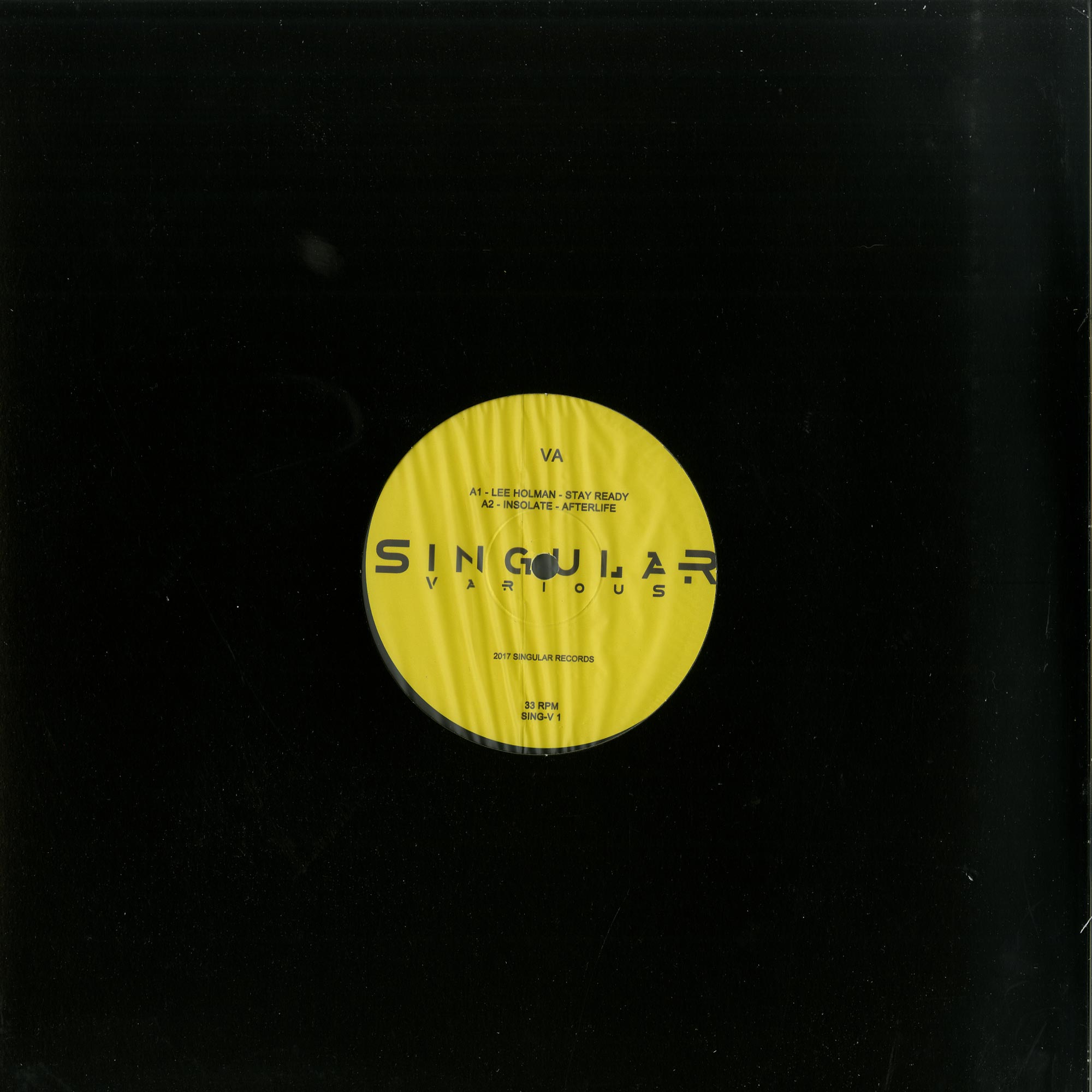 Various Artists - VA 1 EP