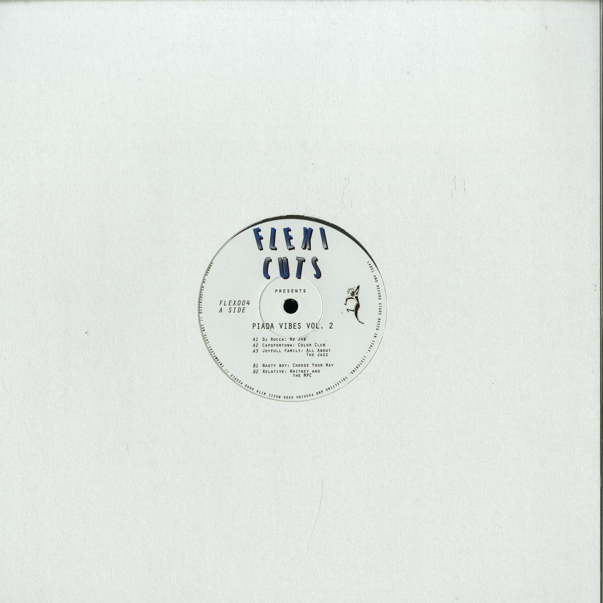 Various Artists - PIADA VIBES VOL. 2