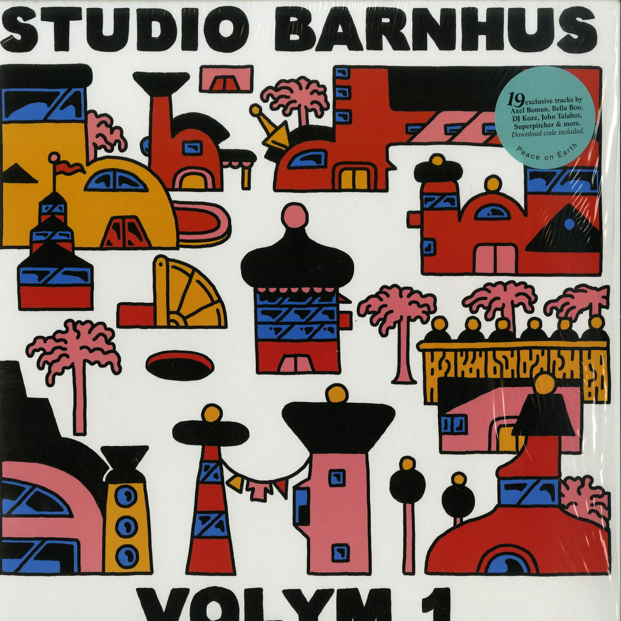 Various Artists - STUDIO BARNHUS VOLYM 1
