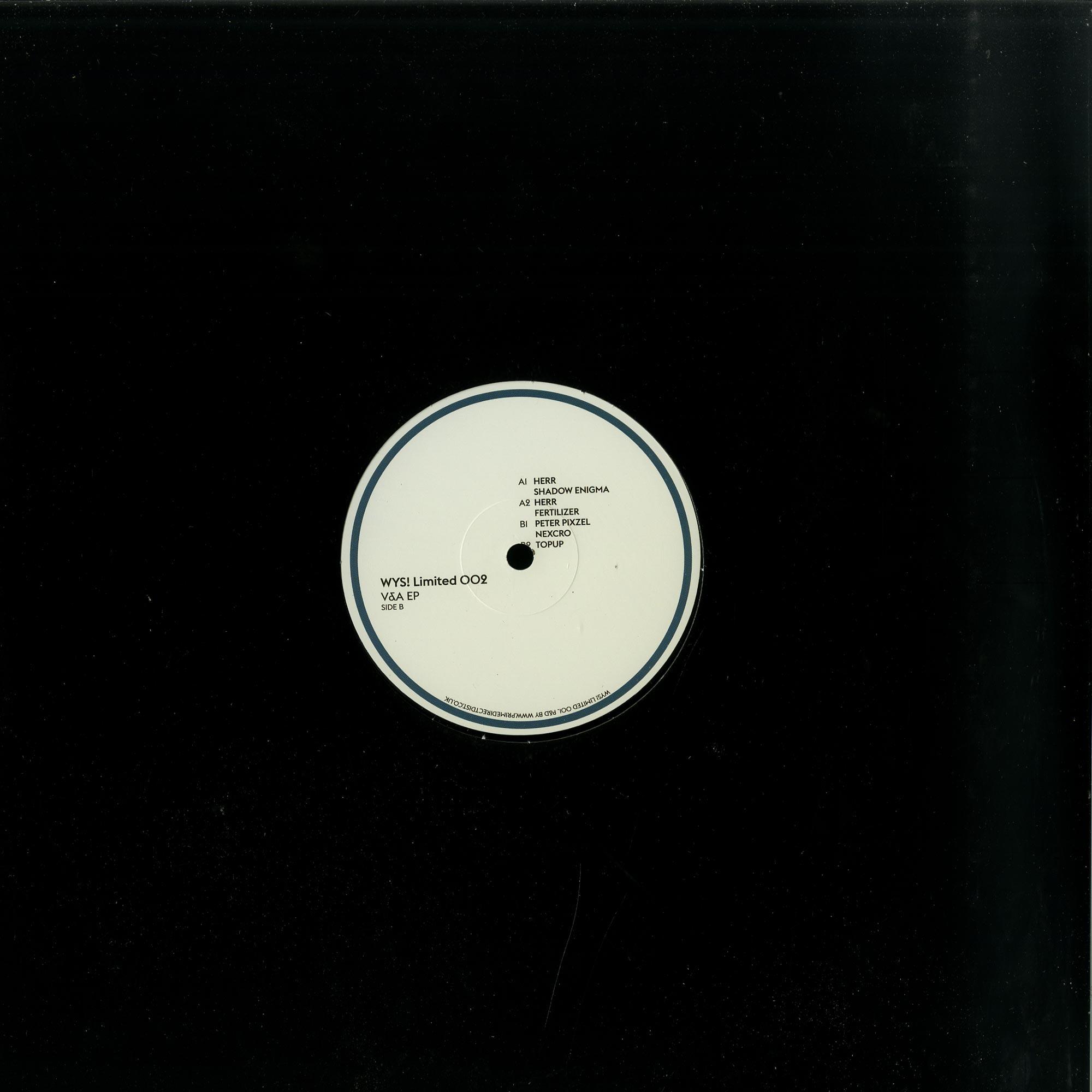 Herr, Peter Pixzel - V&A EP