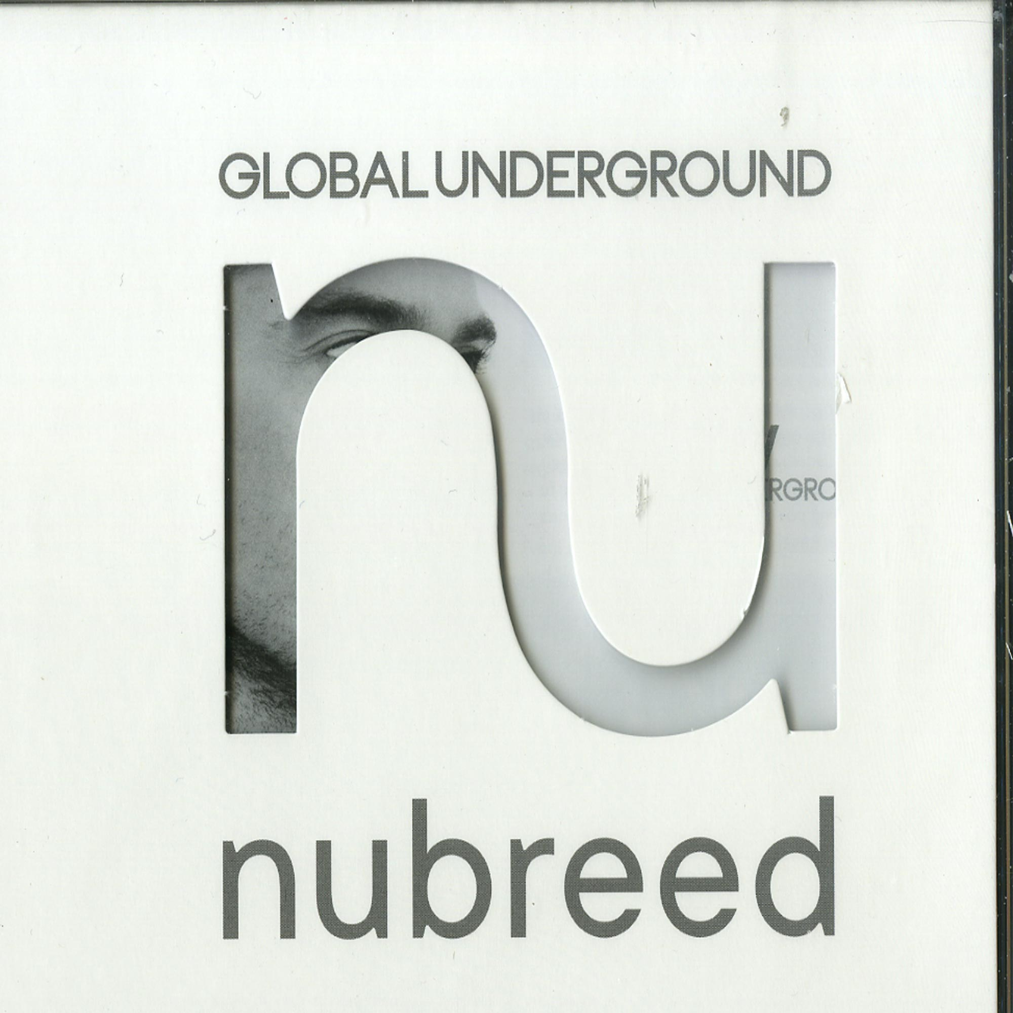 Various Artists - GLOBAL UNDERGROUND: NUBREED 12