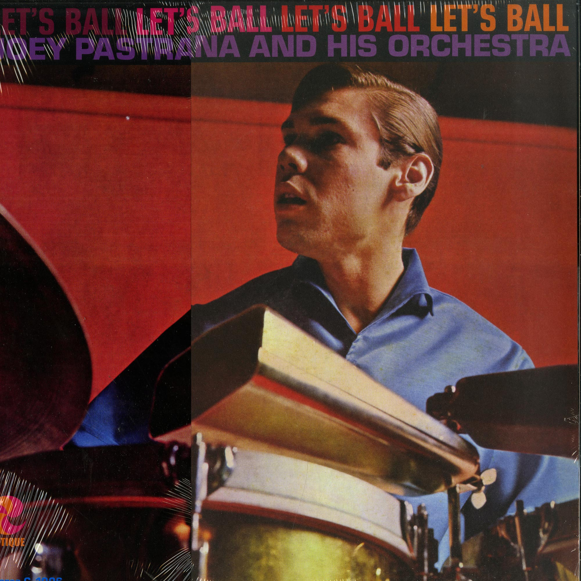 Joey Pastrana & His Orchestra - LETS BALL