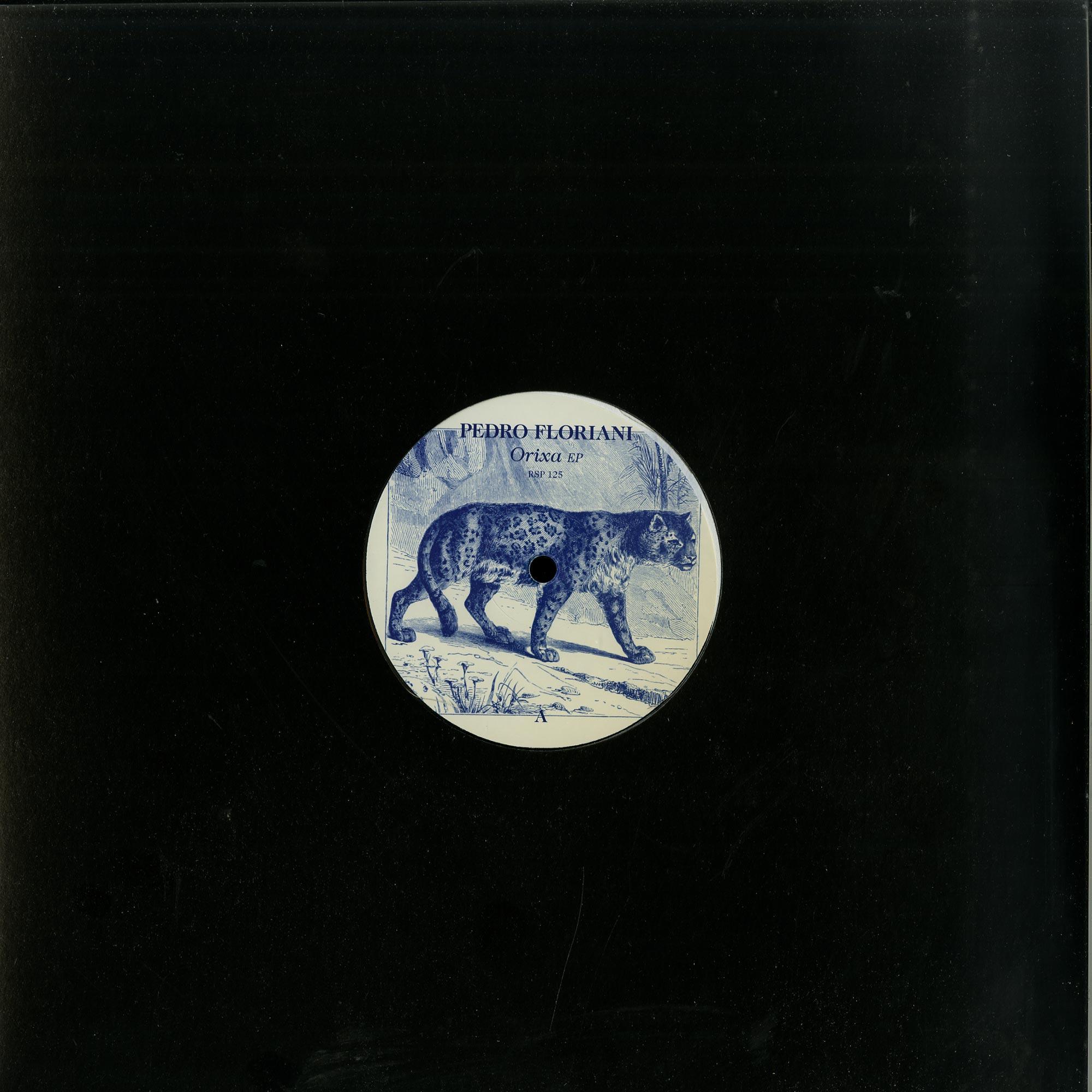 Pedro Floriani - ORIXA EP