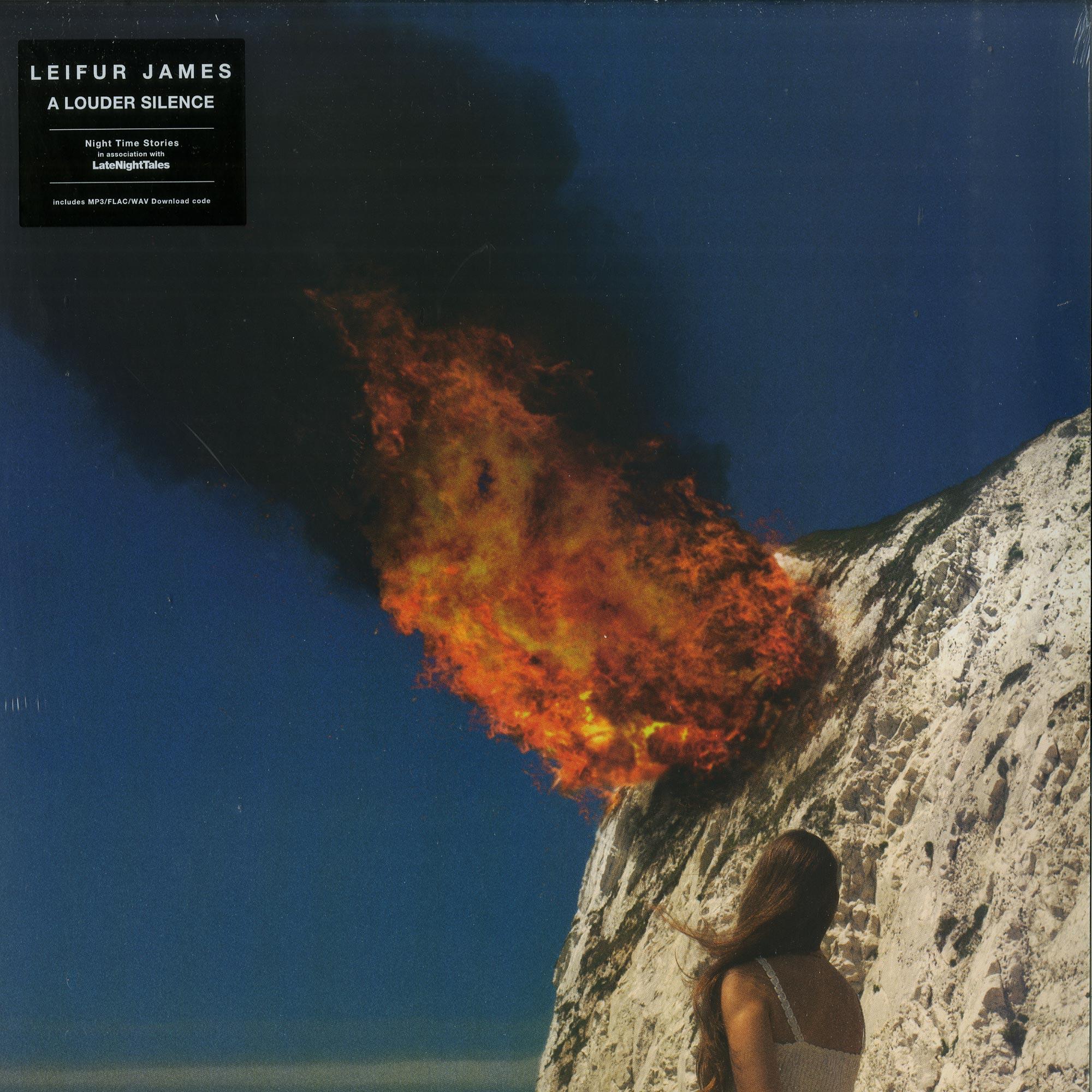 Leifur James - A LOUDER SILENCE