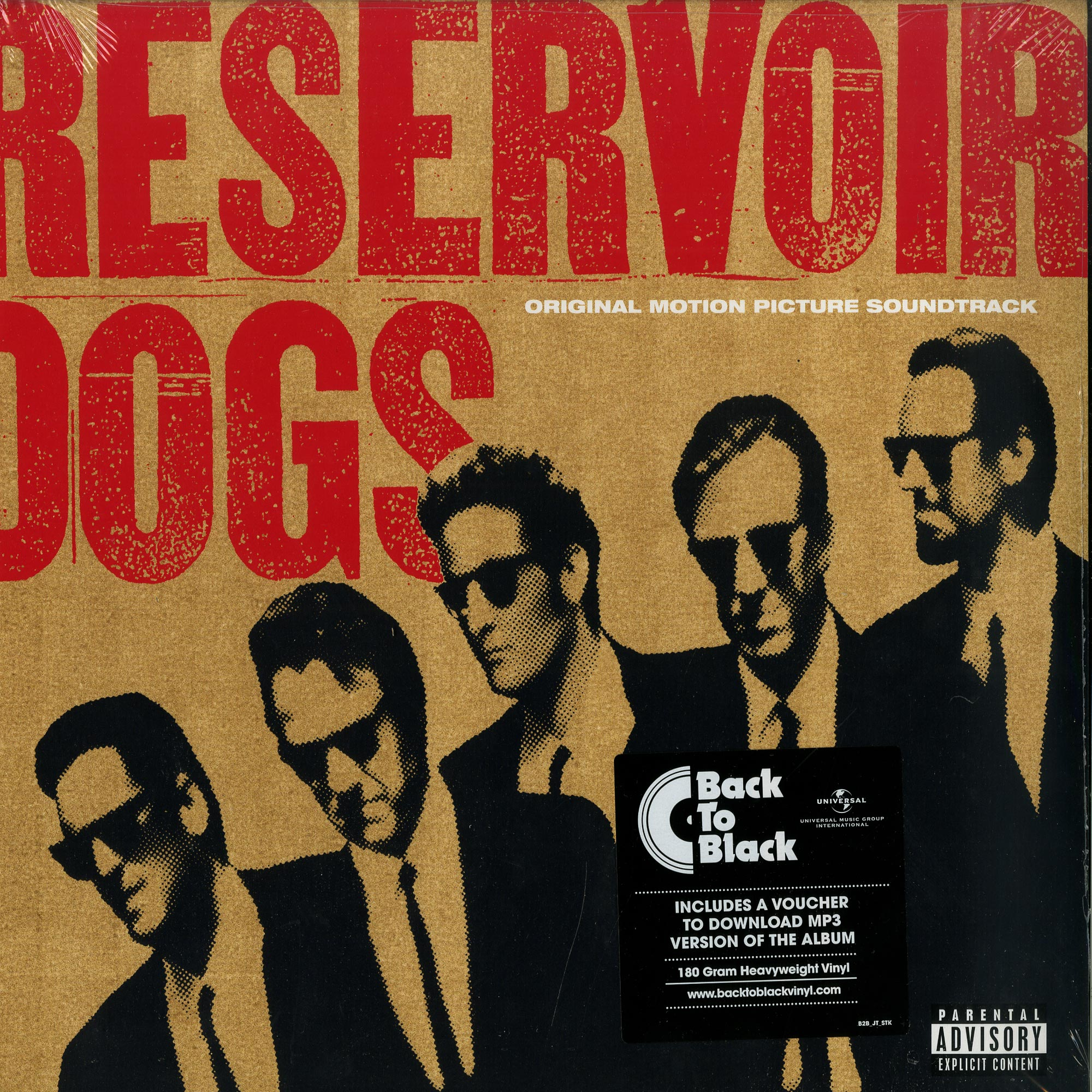 Various Artists - RESERVOIR DOGS O.S.T.
