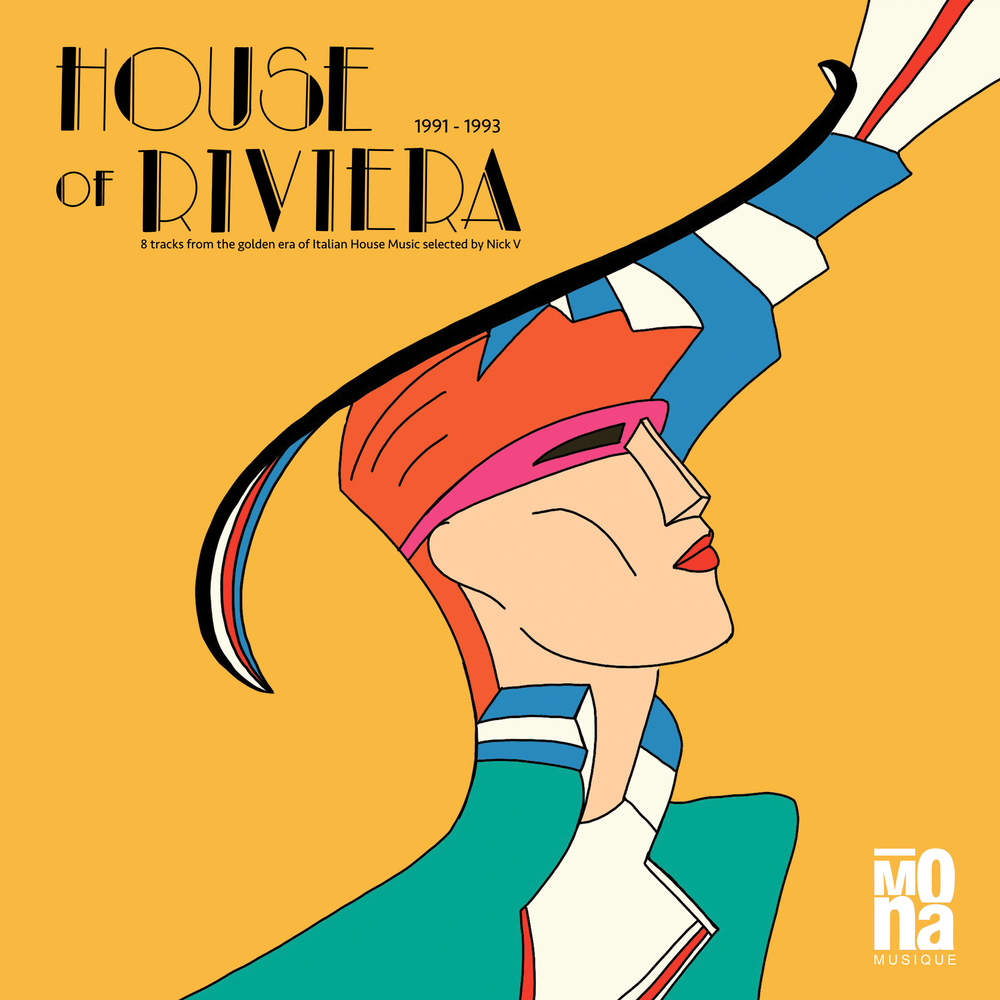 Various Artists - HOUSE OF RIVIERA