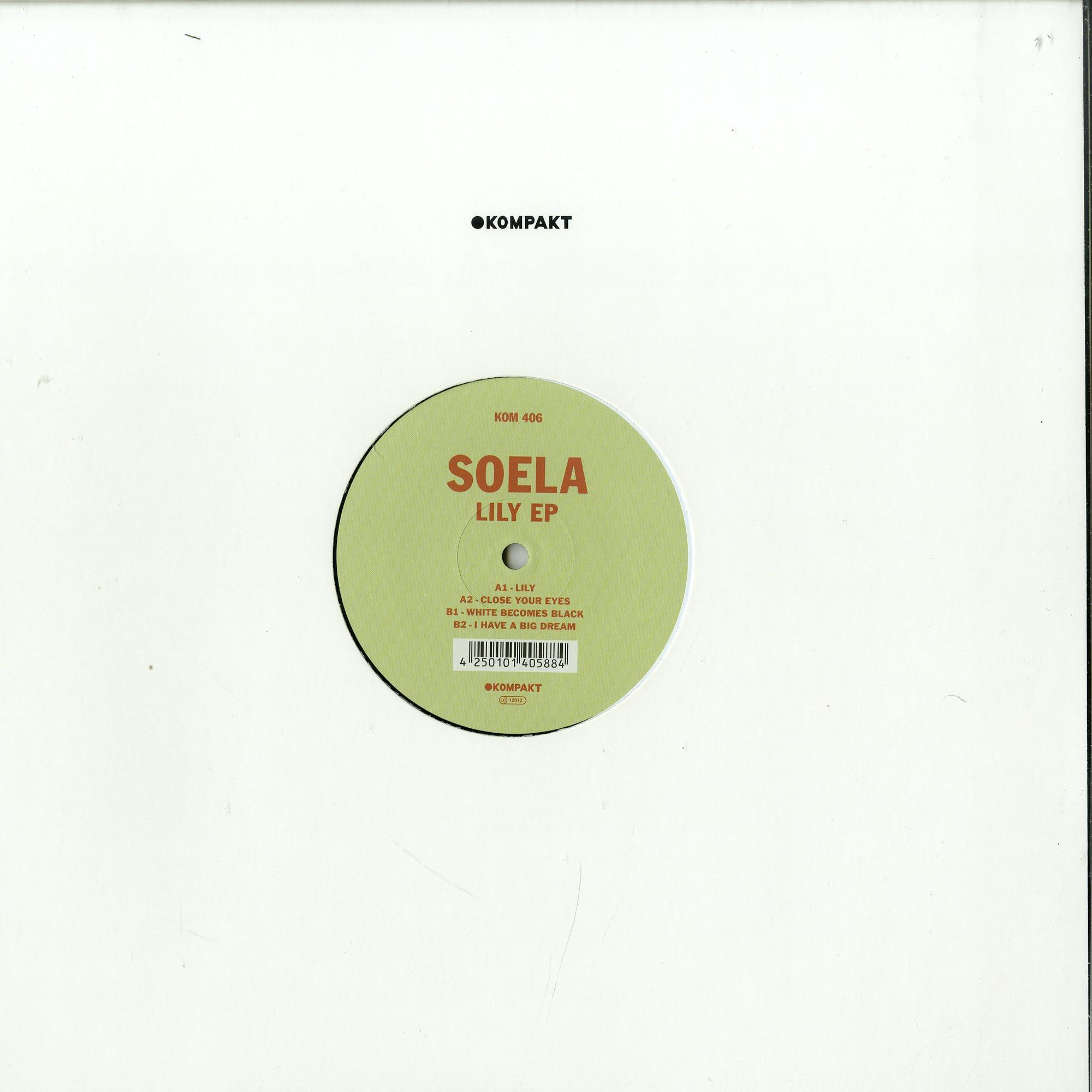 Soela - LILY EP