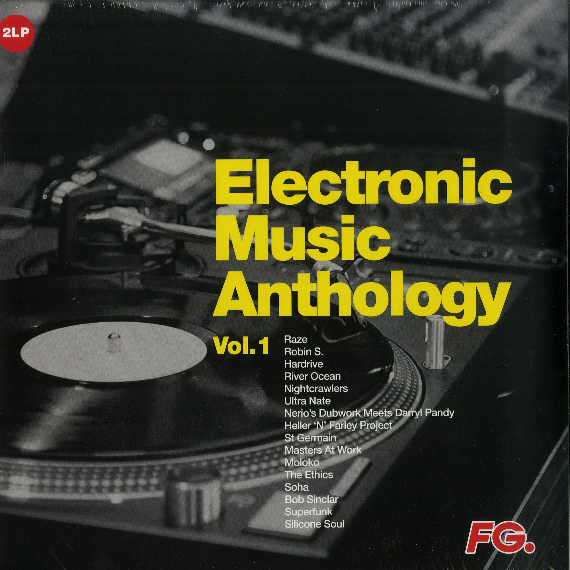 Various Artists - ELECTRONIC MUSIC ANTHOLOGY 01