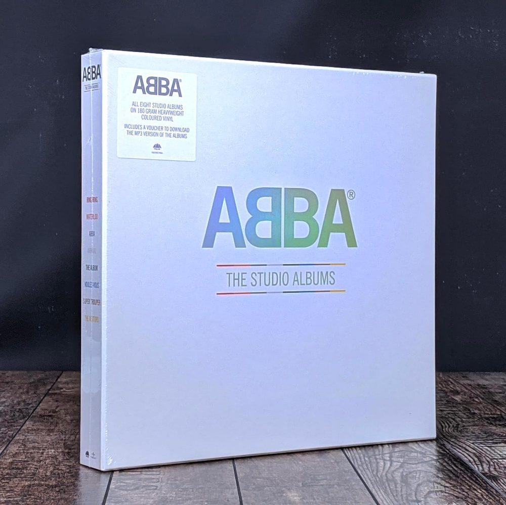 Abba - THE STUDIO ALBUMS