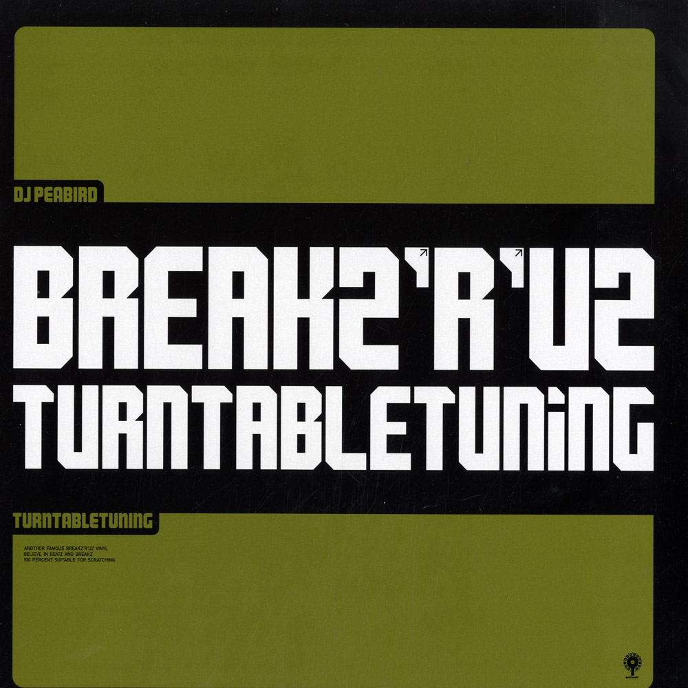 DJ Peabird - TURNTABLE TUNING