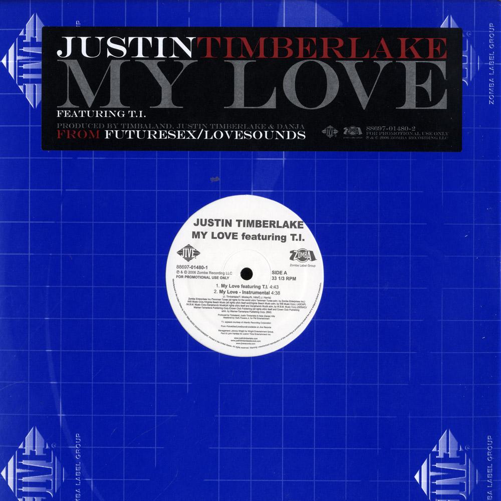 Justin Timberlake - MY LOVE
