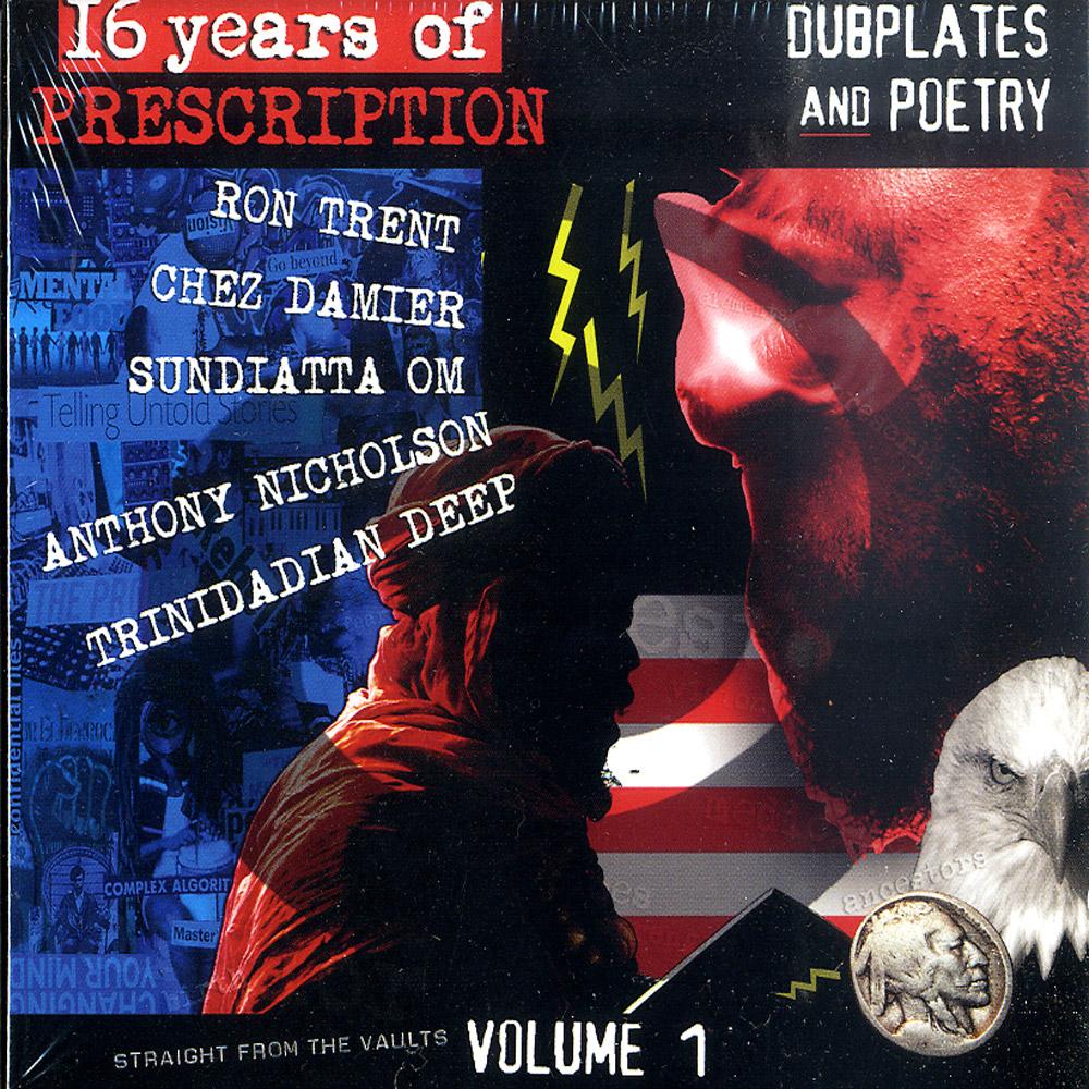 Various Artists - 16 YEARS OF PRESCRIPTION  VOLUME 1