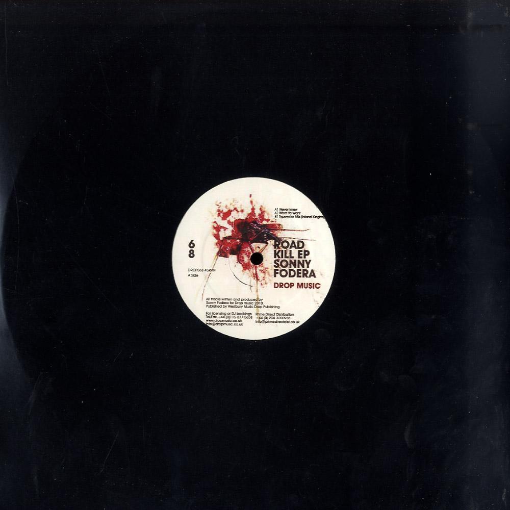 Sonny Fodera - ROAD TO KILL EP