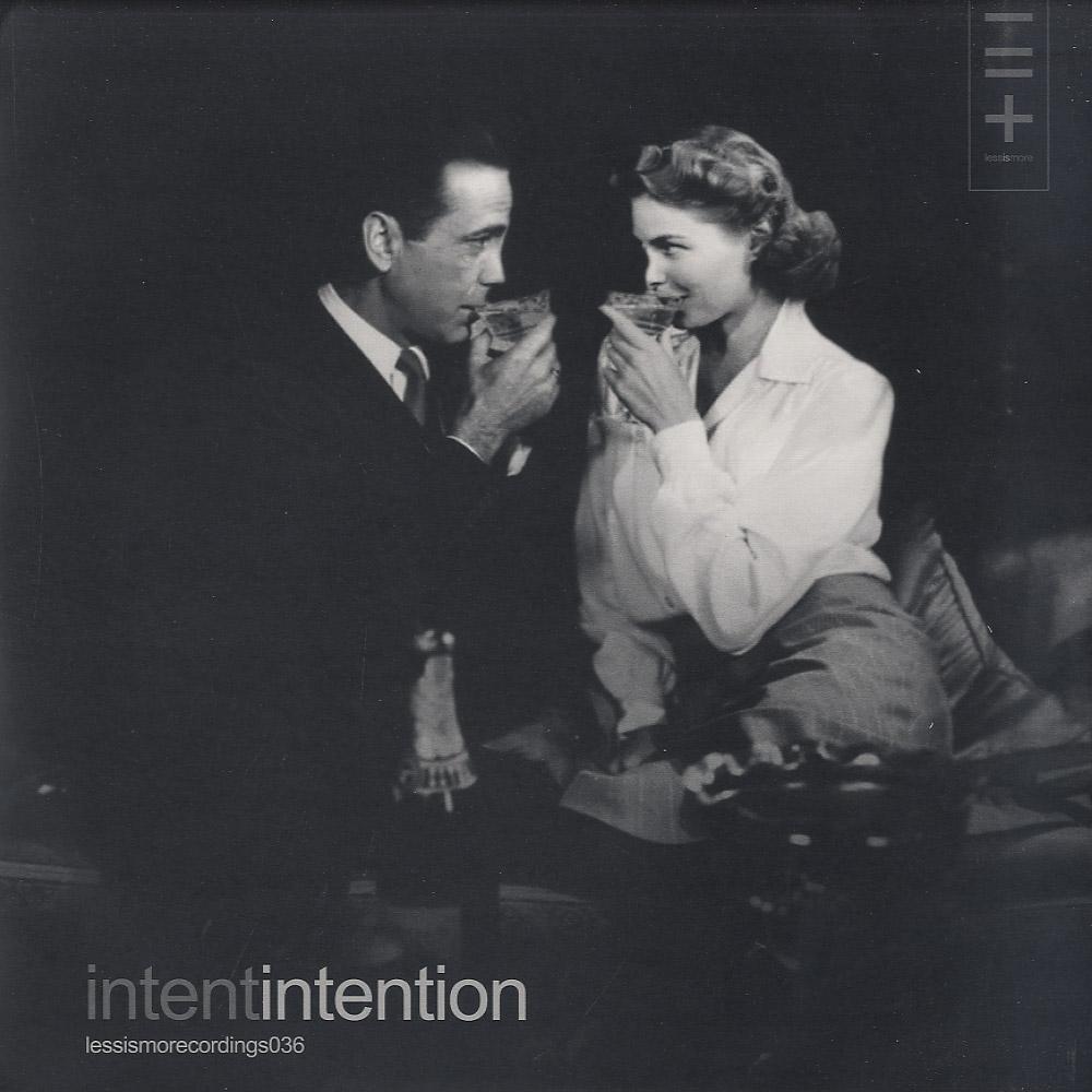 Various Artists - INTENT INTENTION PART 2