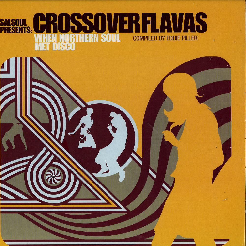 Various Artists - CROSSOVER FLAVAS - WHEN NORTHERN SOUL MET DISCO