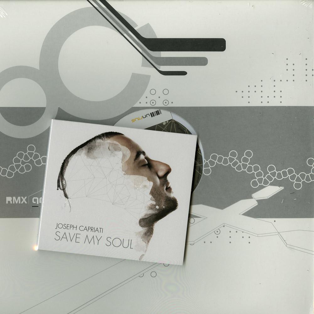 Joseph Capriati / Cari Lekebusch / Fergie - SAVE MY SOUL REMIX - INCLUDING FULL LENGTH CD
