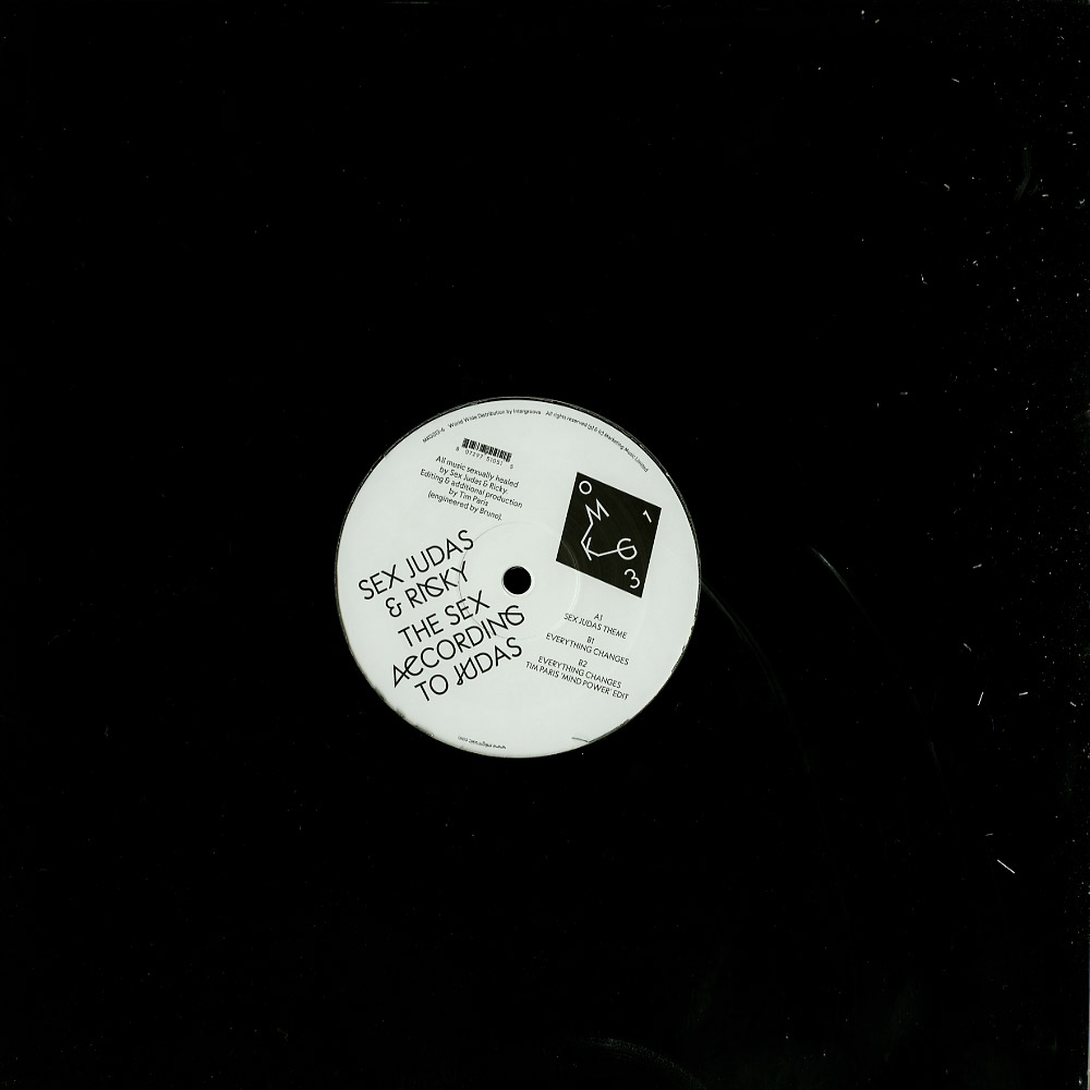Sex Judas Feat. Ricky - THE SEX ACCORDING TO JUDAS EP