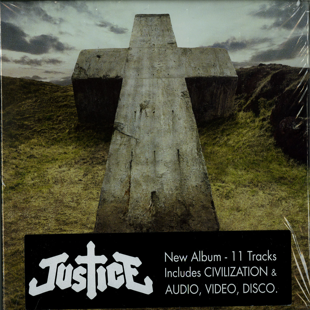 Justice - AUDIO. VIDEO. DISCO