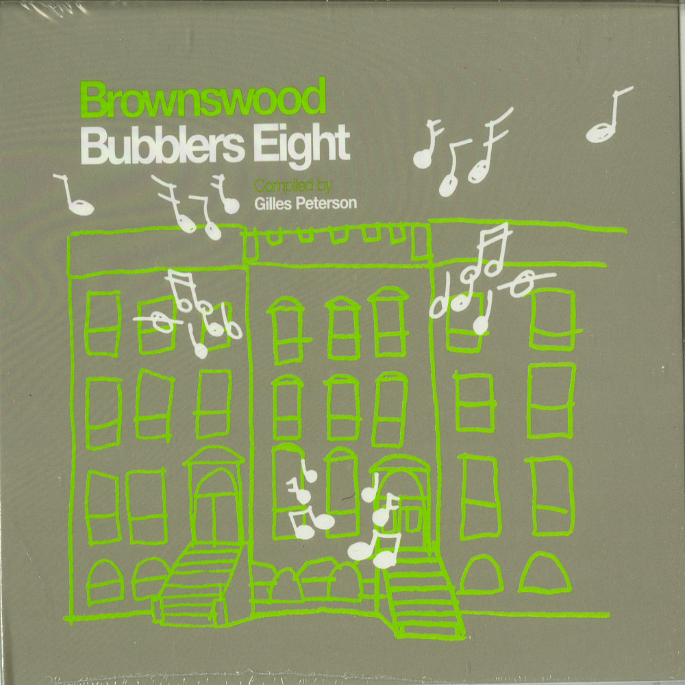 Various Artists - BROWNSWOOD BUBBLERS EIGHT