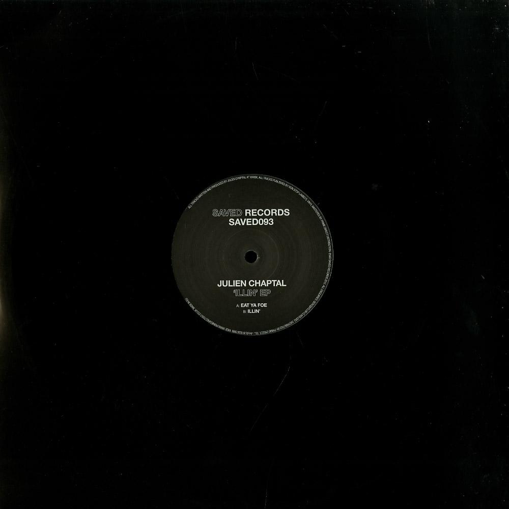 Julien Chaptal - ILLIN EP