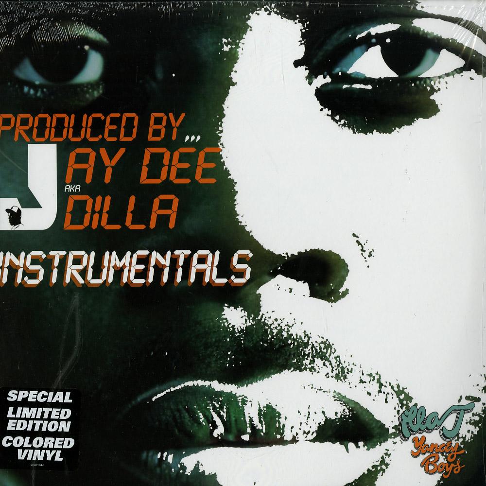 Jay Dee - YANCEY BOYS - INSTRUMENTALS