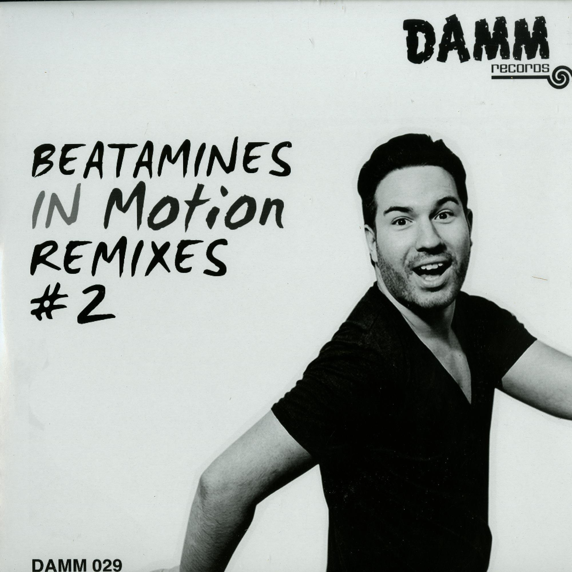 Beatamines - IN MOTION REMIXES 2