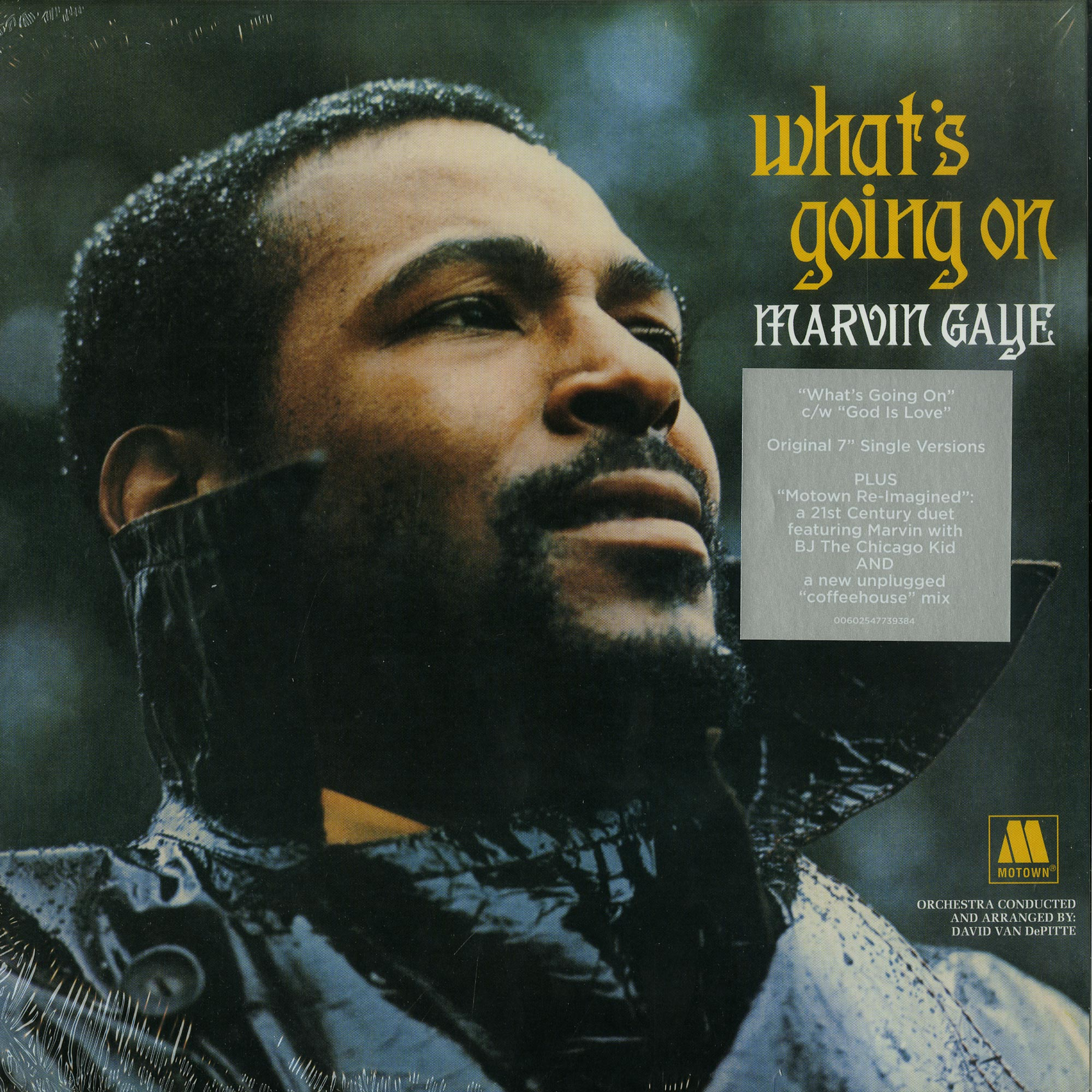 Marvin Gaye - WHAT S GOING ON