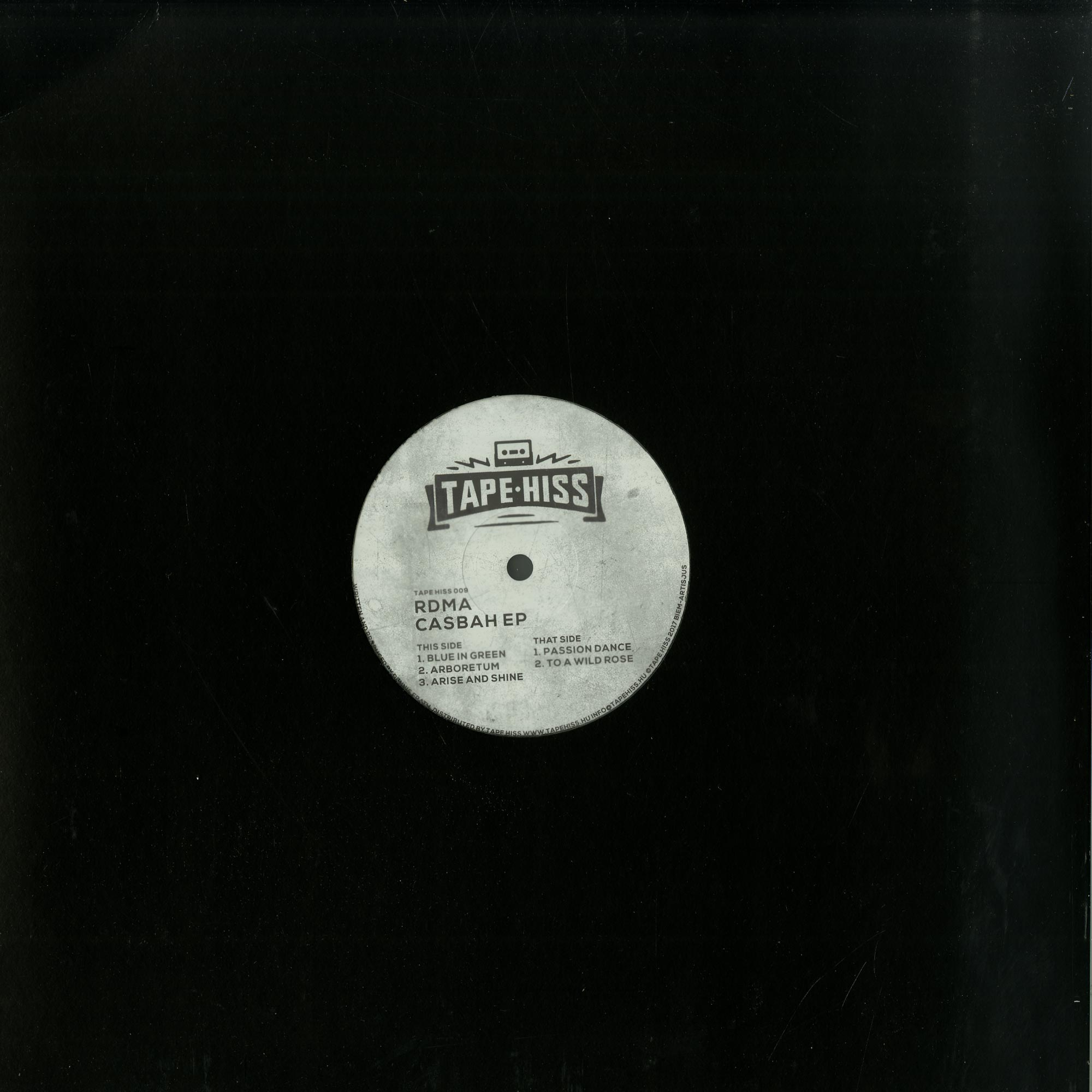 RDMA - CASBAH EP
