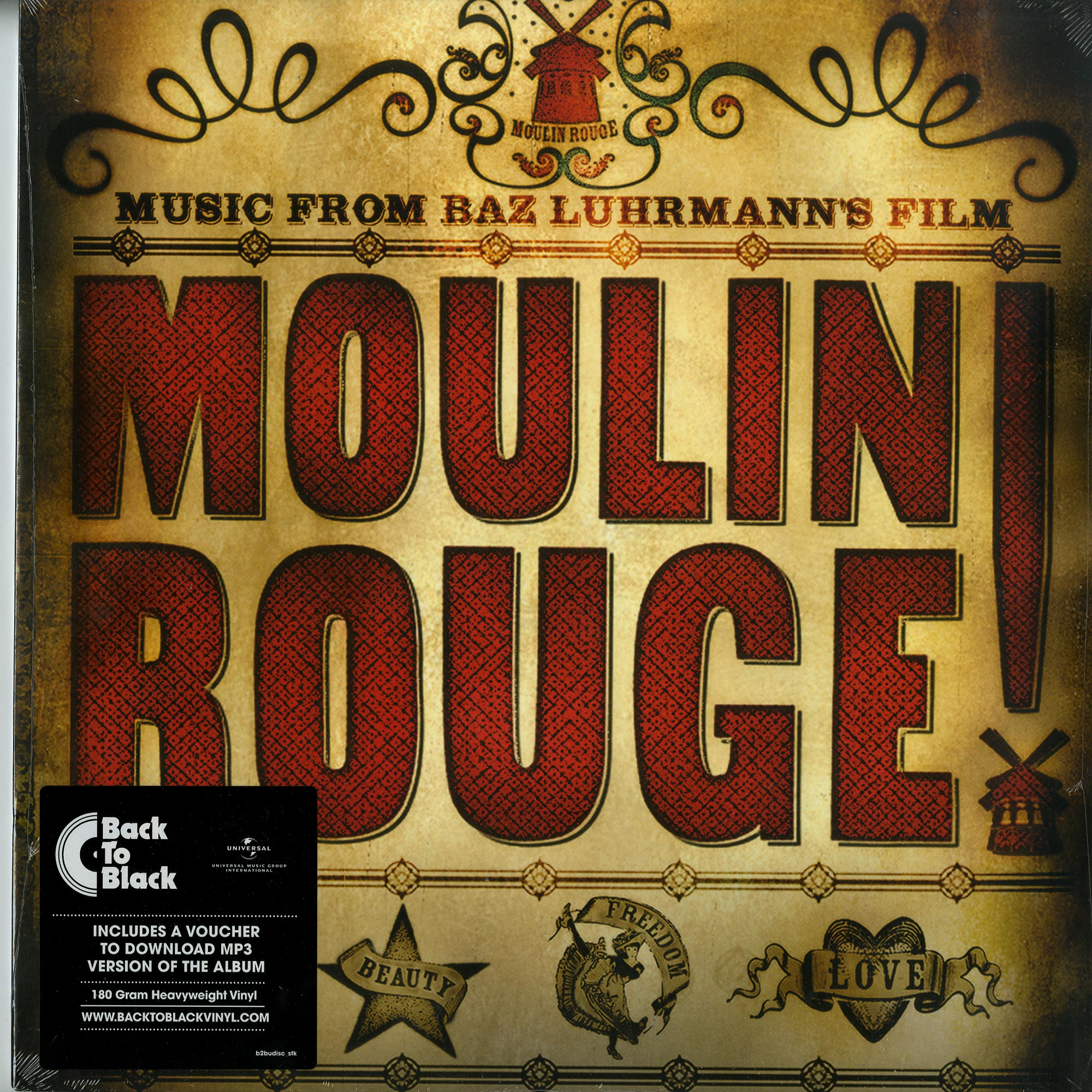 Various Artists - MOULIN ROUGE O.S.T.