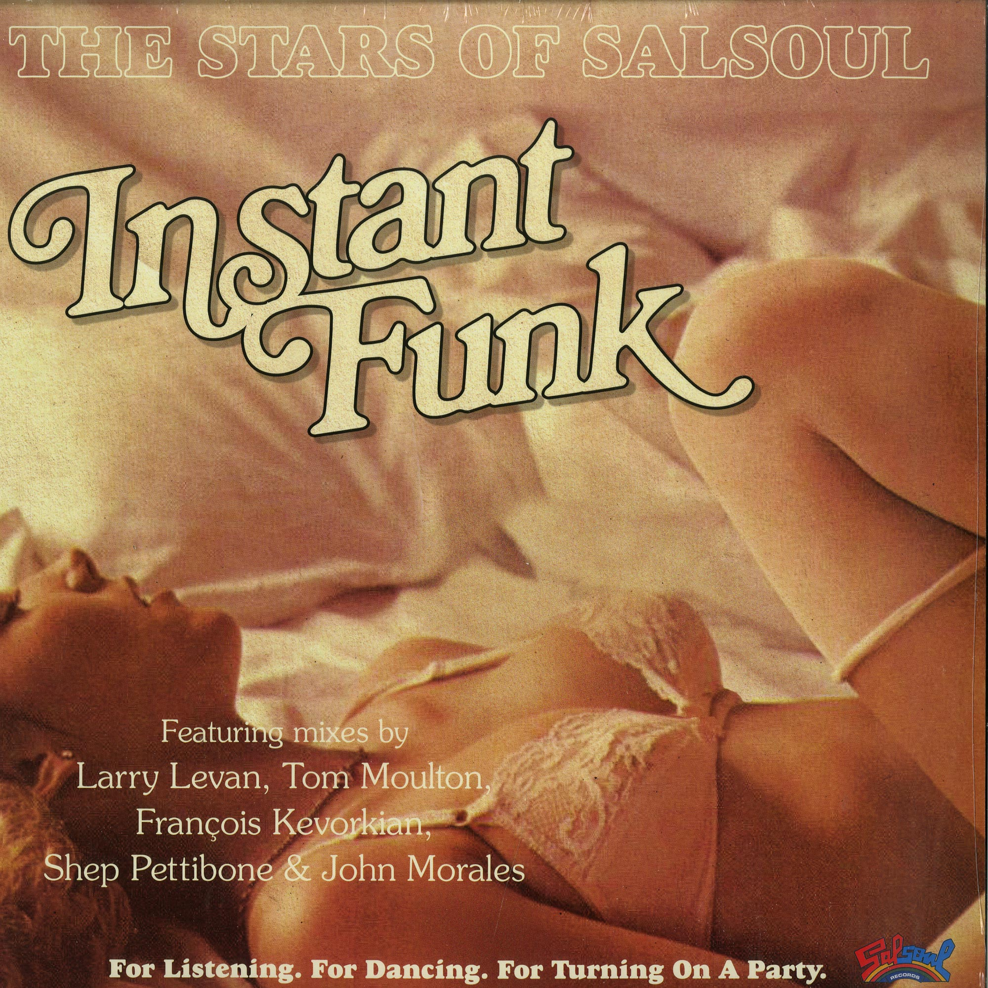 Instant Funk - STARS OF SALSOUL