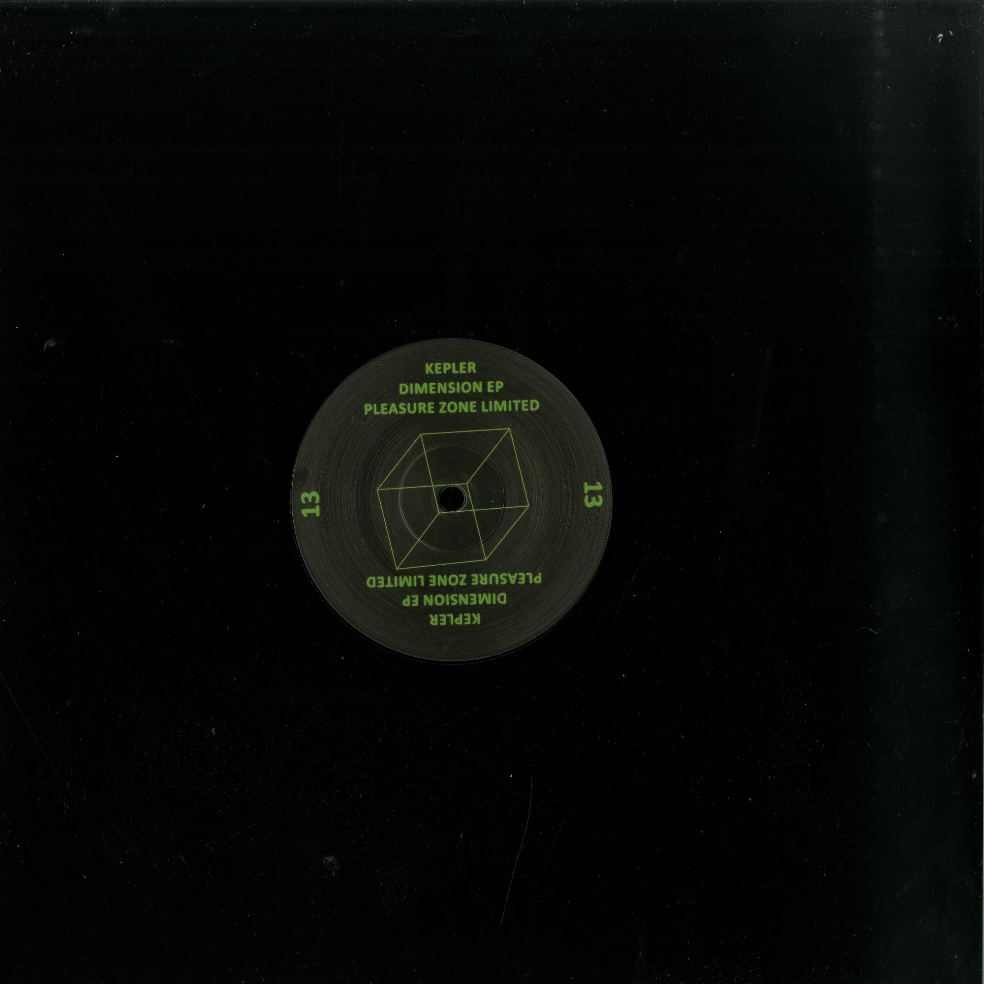 Kepler - DIMENSION EP