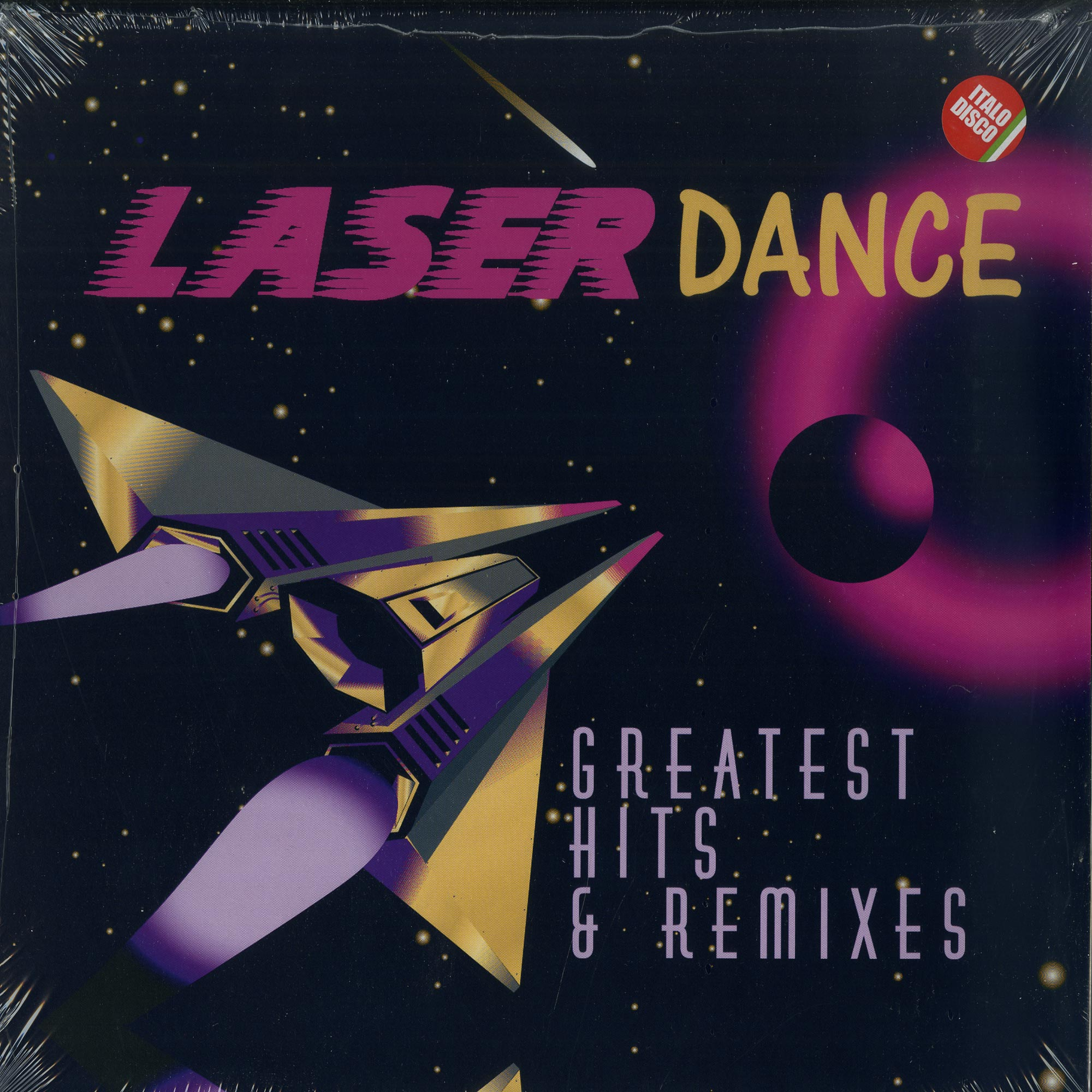 Laserdance - GREATEST HITS & REMIXES