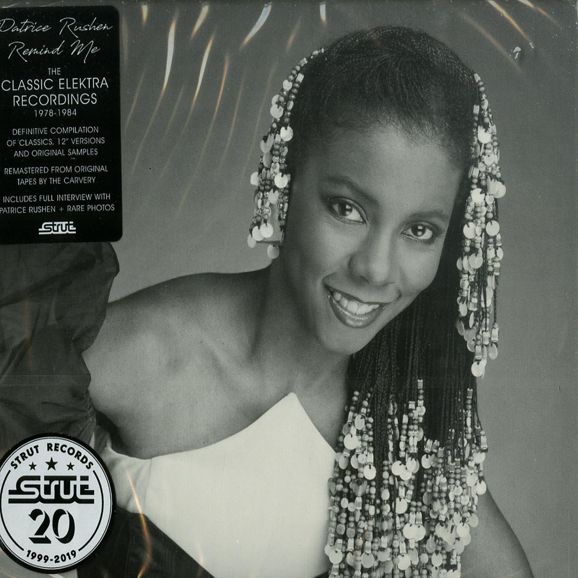Patrice Rushen - REMIND ME