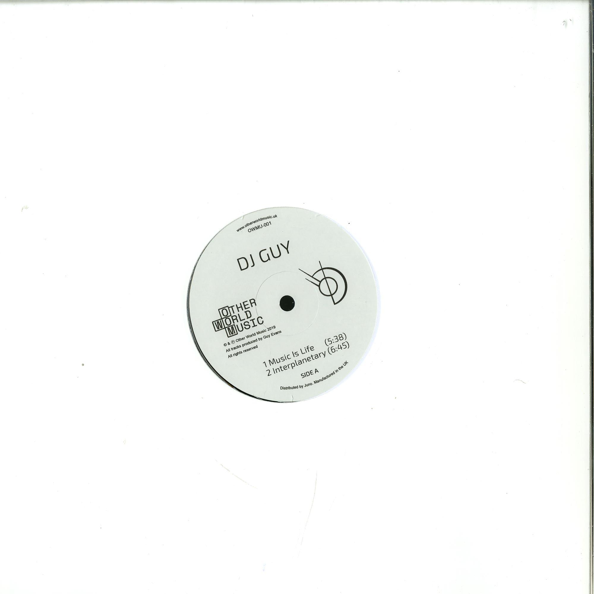DJ Guy - OWMU 001