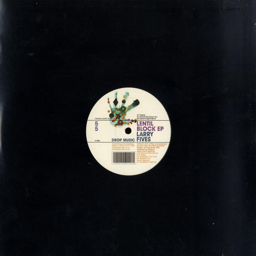 Larry Fives - LENTIL BLOCK EP