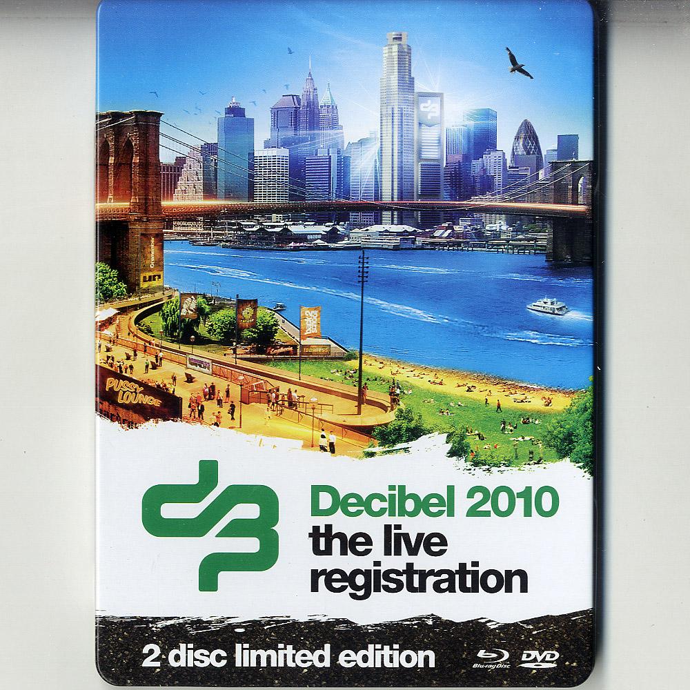 Decibel 2010 - LIVE REGISTRATION