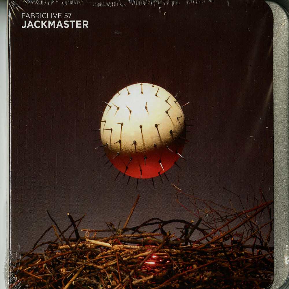 Jackmaster - FABRICLIVE 57: