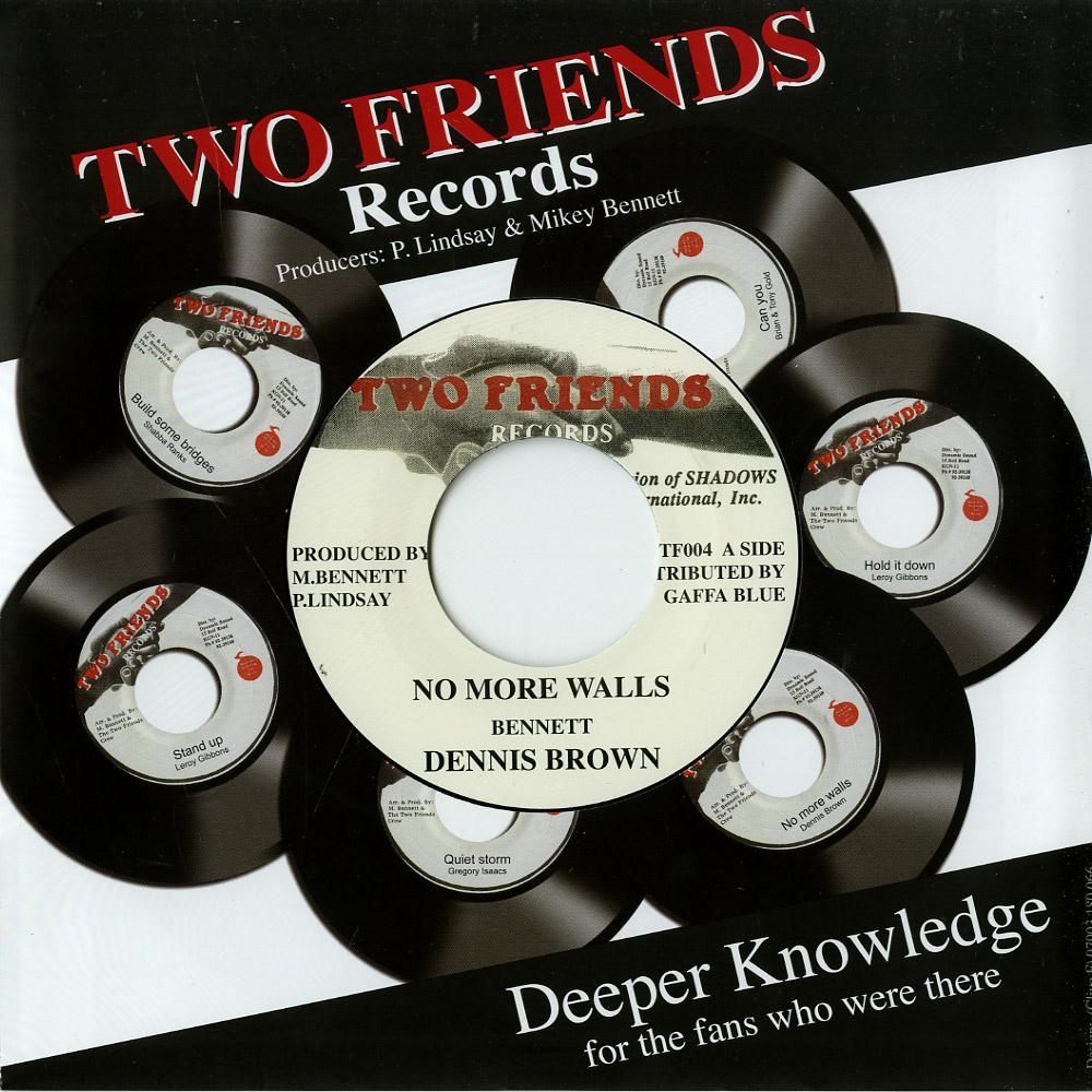 Dennis Brown - NO MORE WALLS