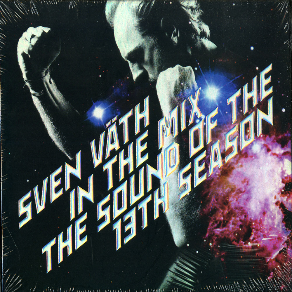 Sven Vaeth In The Mix - THE SOUND OF THE 13TH SEASON
