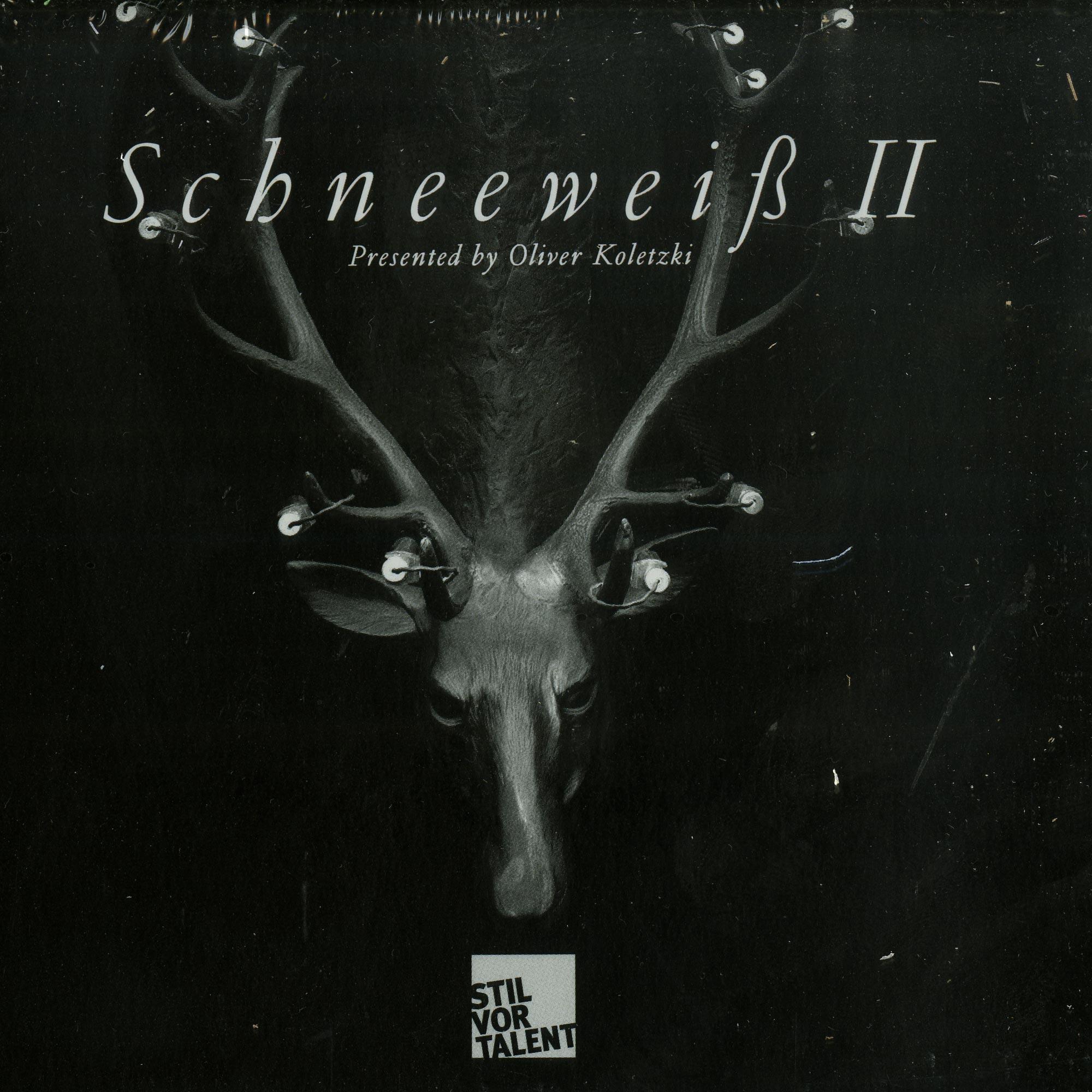 Various Artists - SCHNEEWEISS 2 , PRES BY OLIVER KOLETZKI