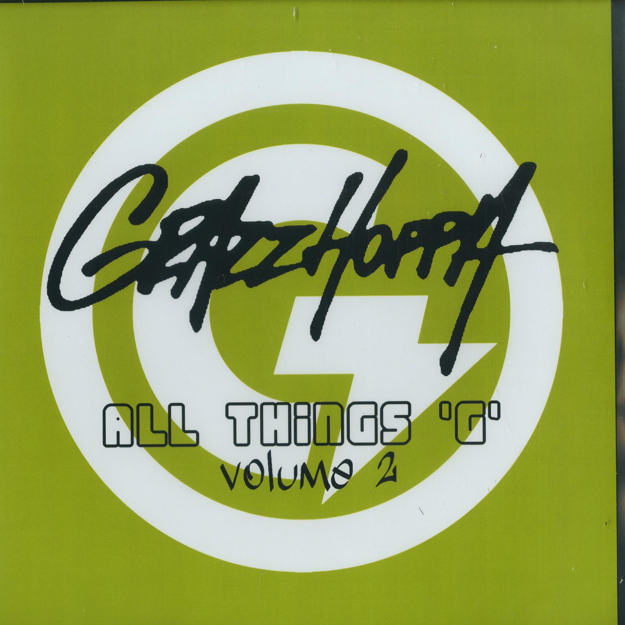 Grazzhoppa - ALL THING G