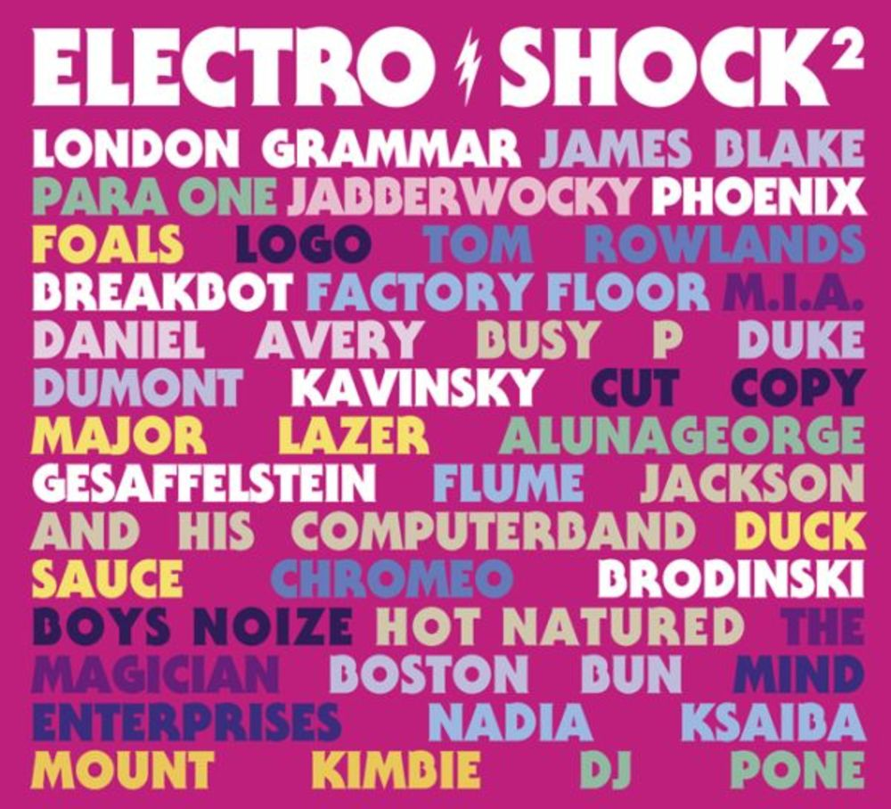 Various Artists - ELECTRO SHOCK 2