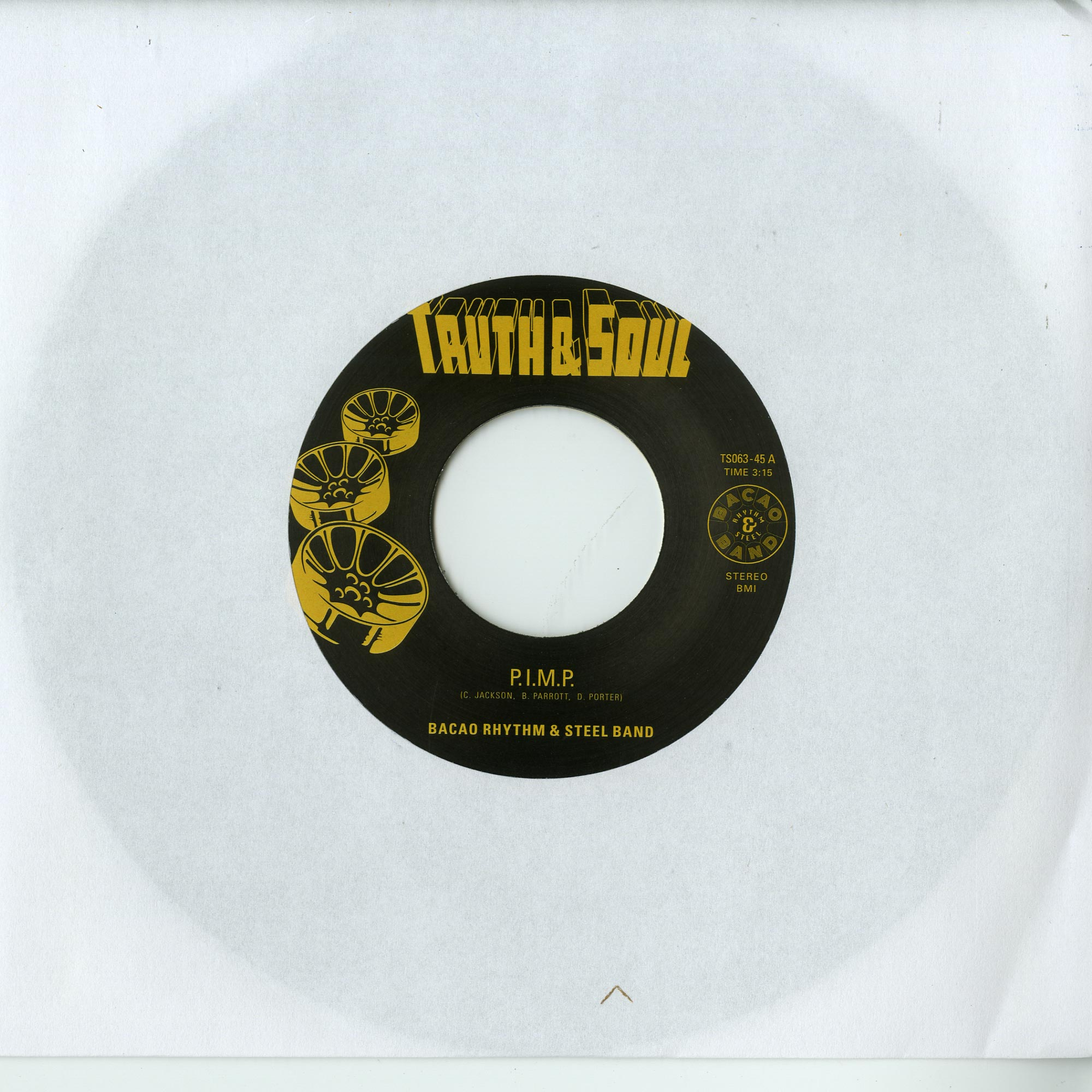 Bacao Rhythm & Steel Band - P.I.M.P.