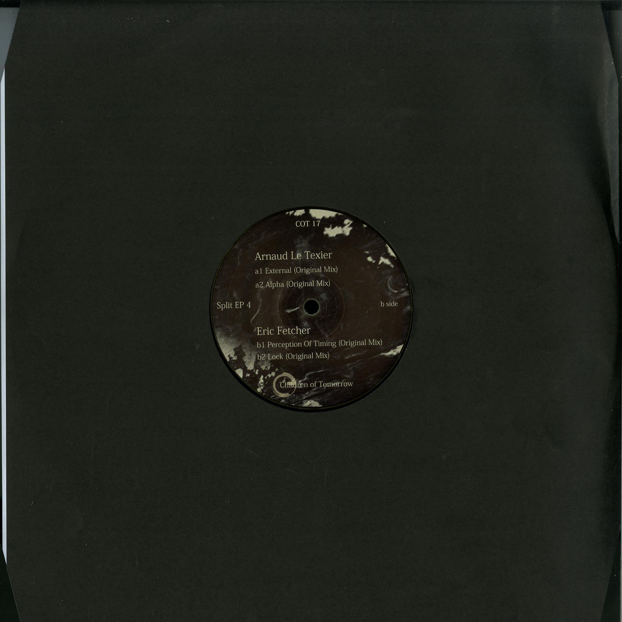 Arnaud Le Texier/Eric Fetcher - Split EP 4