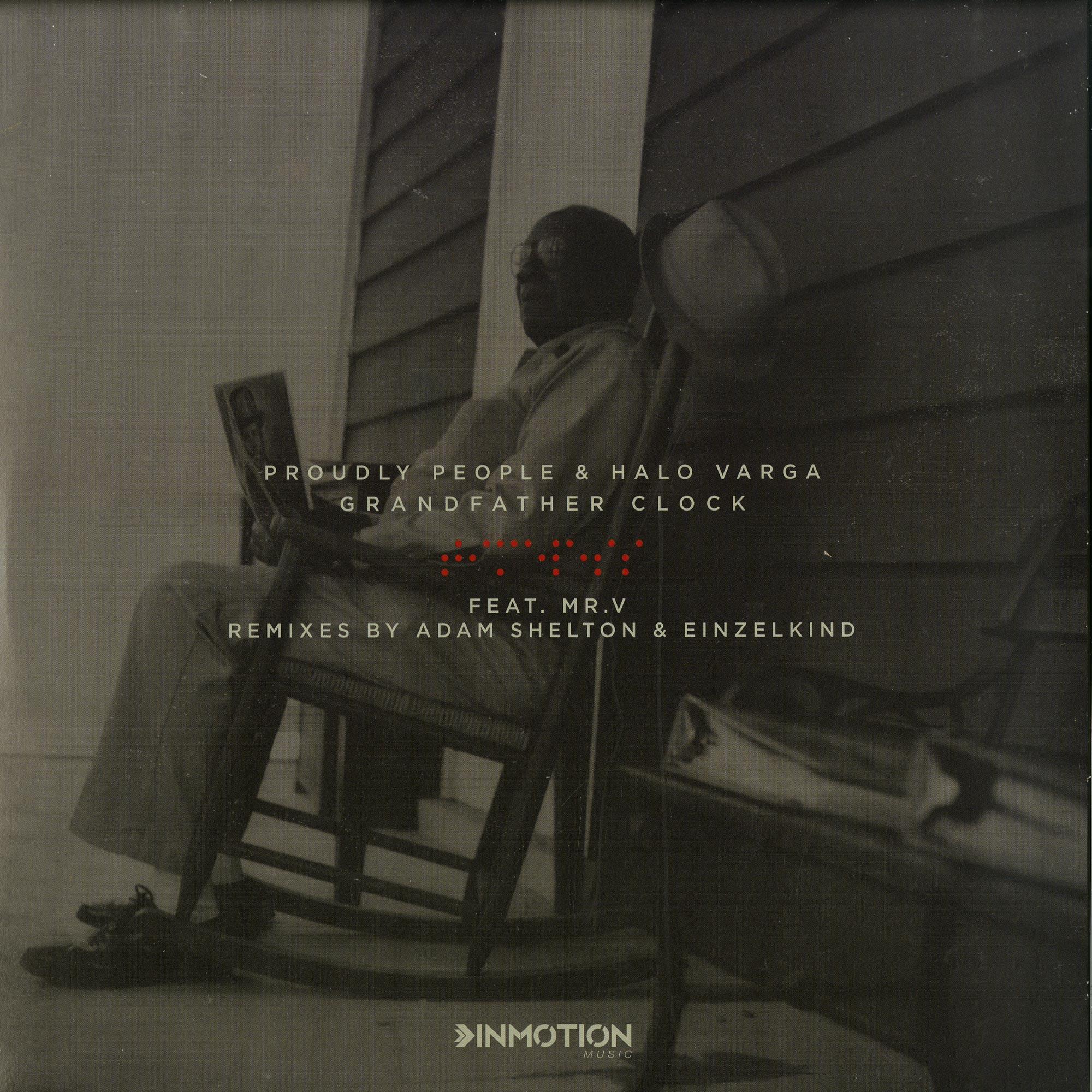 Proudly People & Halo Varga - GRANDFATHER CLOCK EP