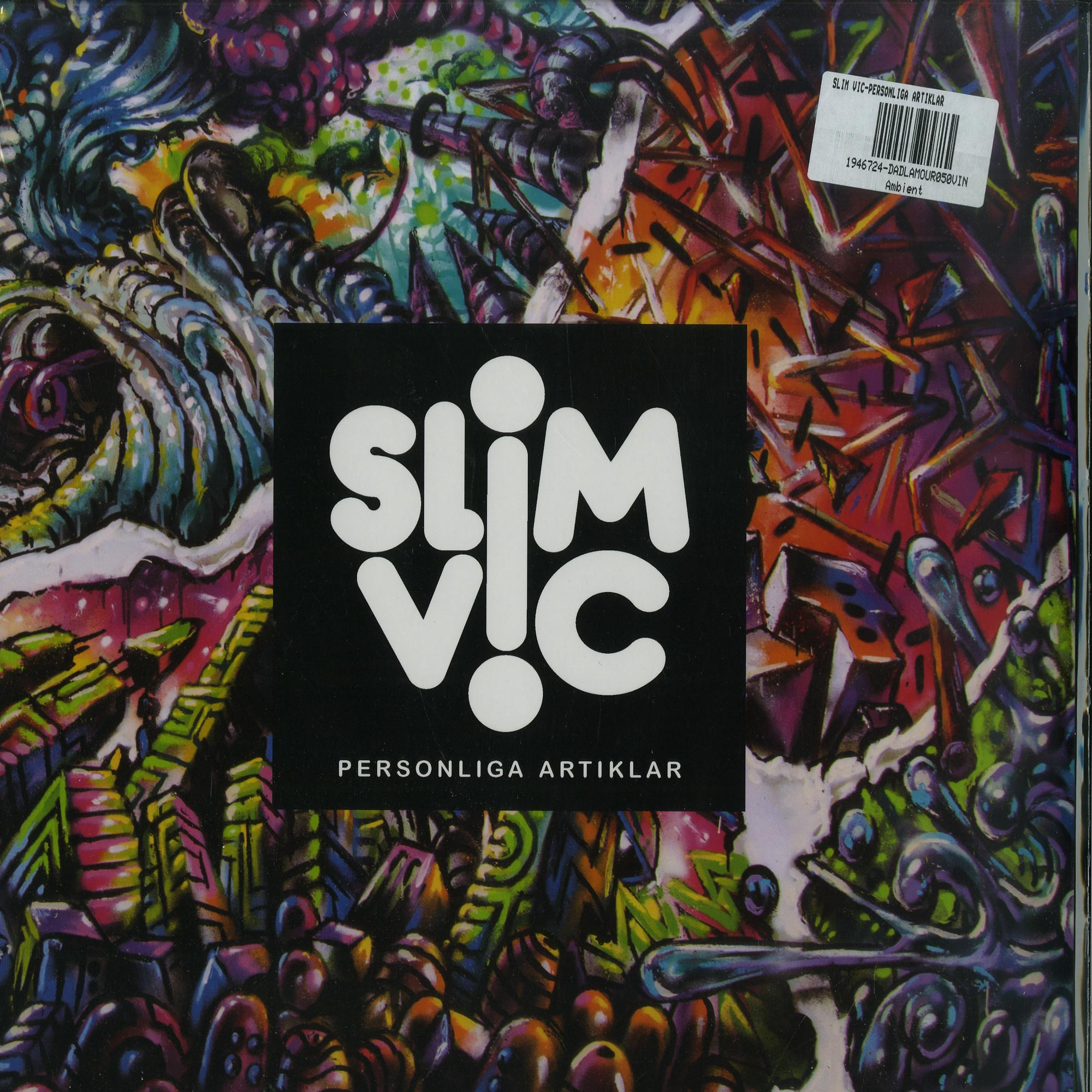 Slim Vic - PERSONLIGA ARTIKLAR