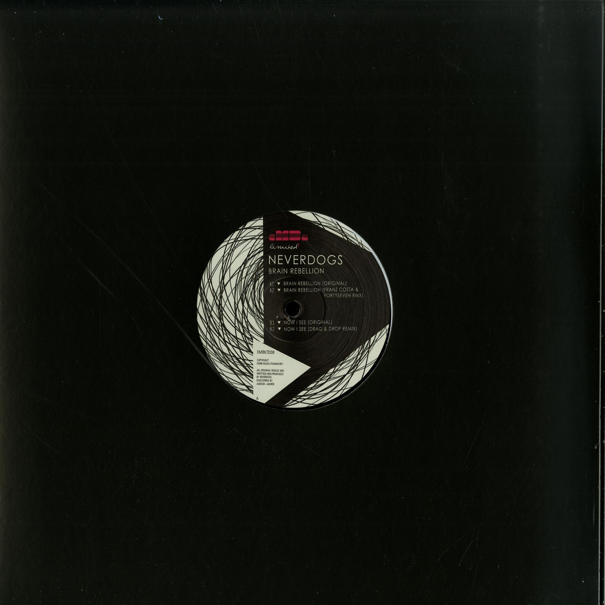 Neverdogs - BRAIN REBELLION