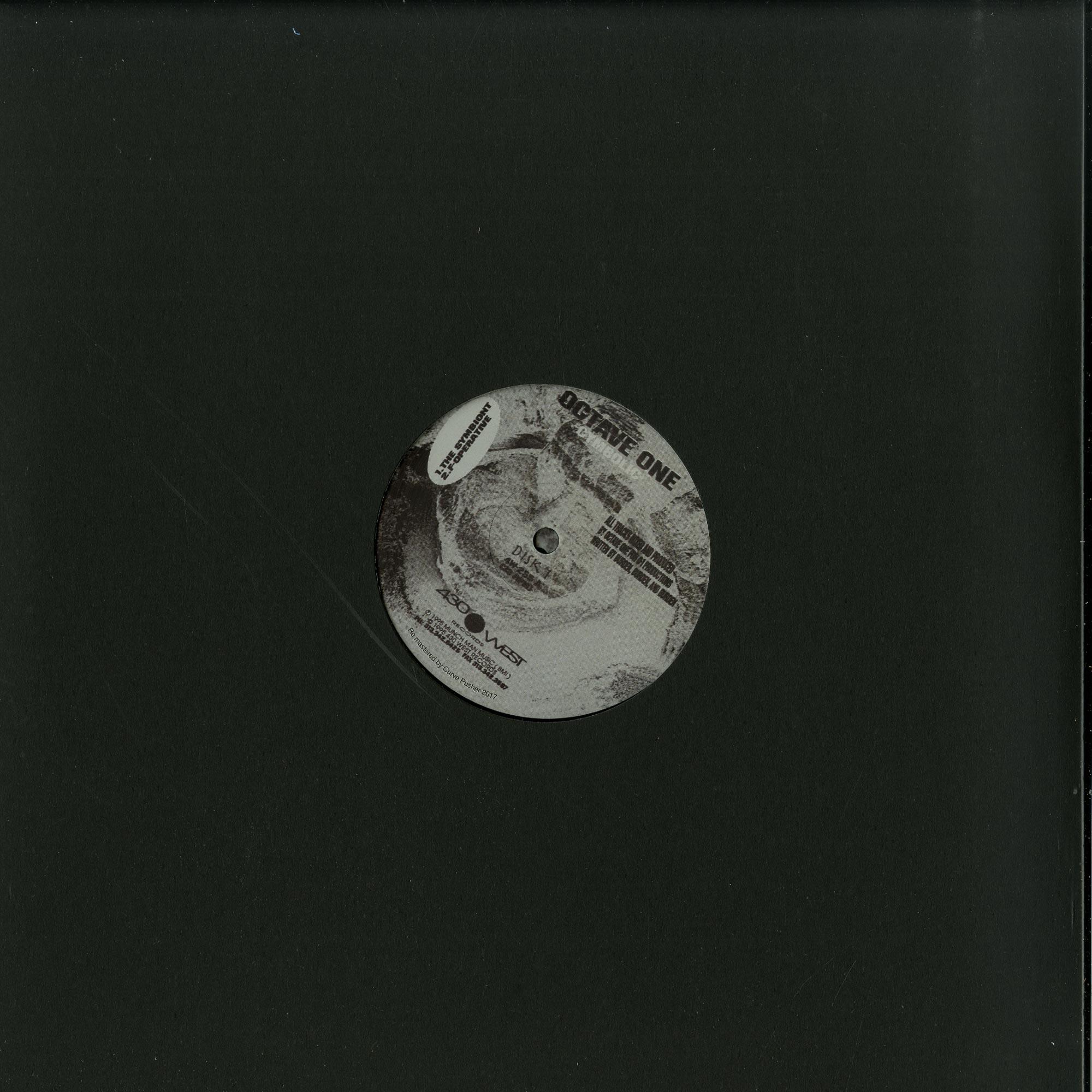 Octave One - CYMBOLIC EP