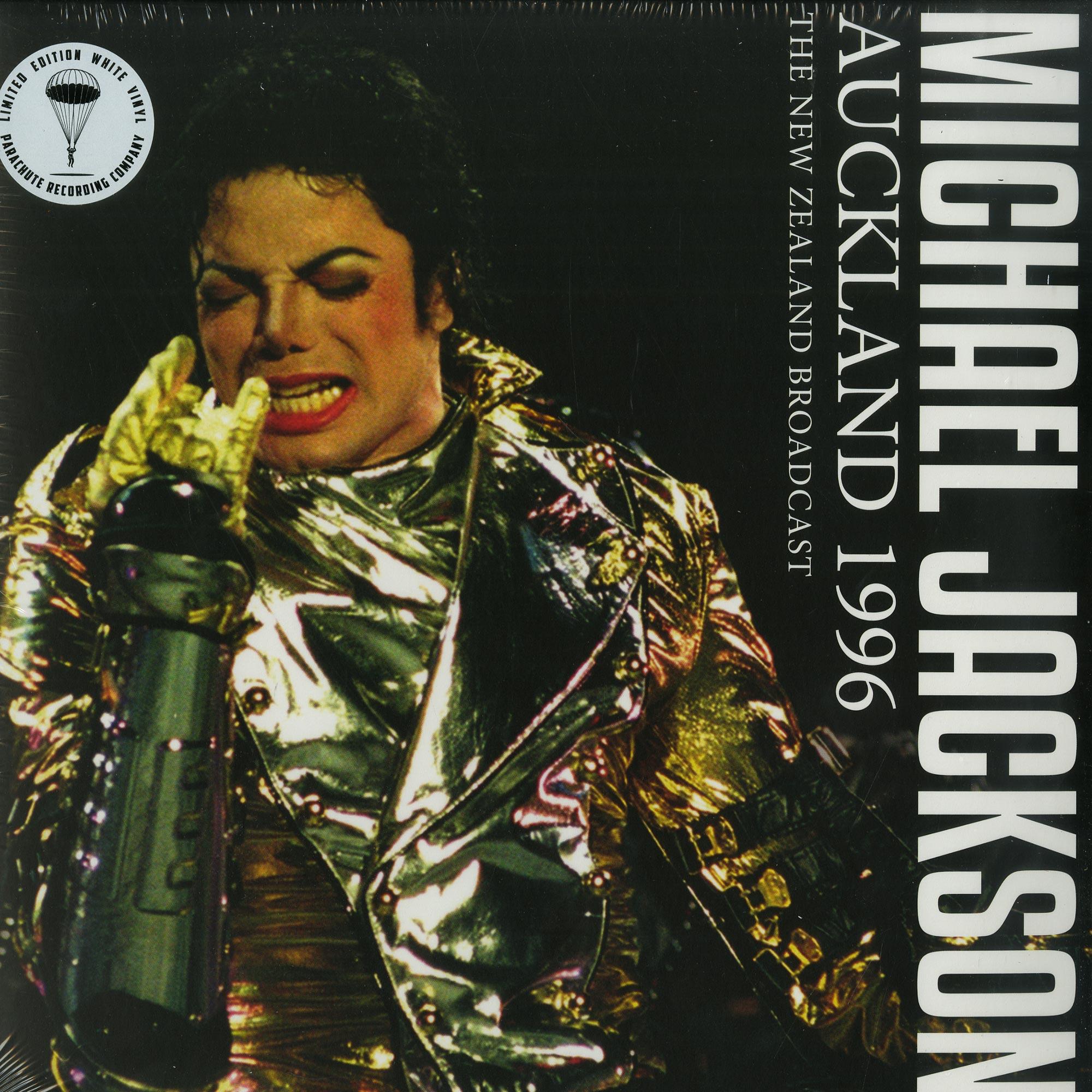 Michael Jackson - AUCKLAND 1996