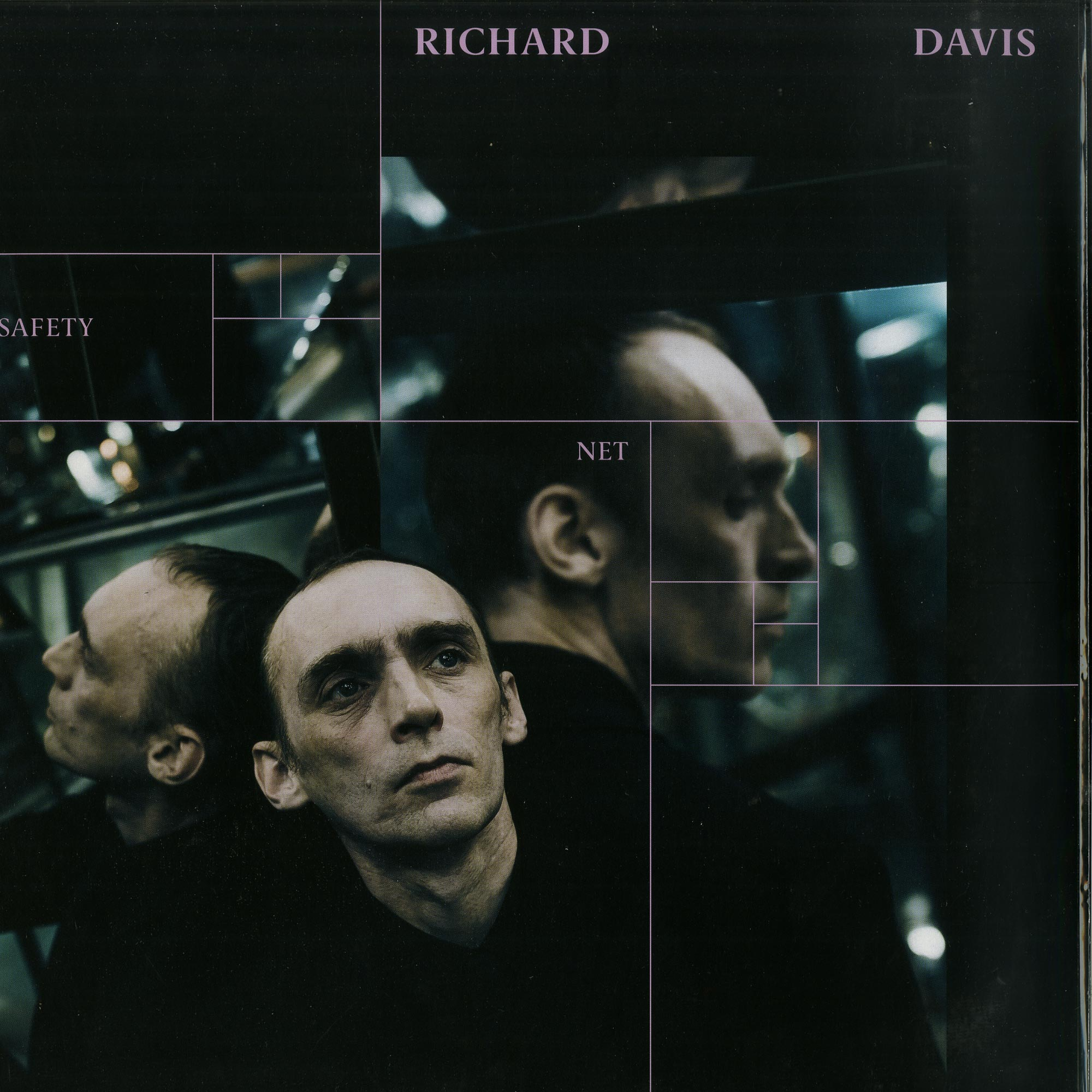 Richard Davis - SAFETY NET EP